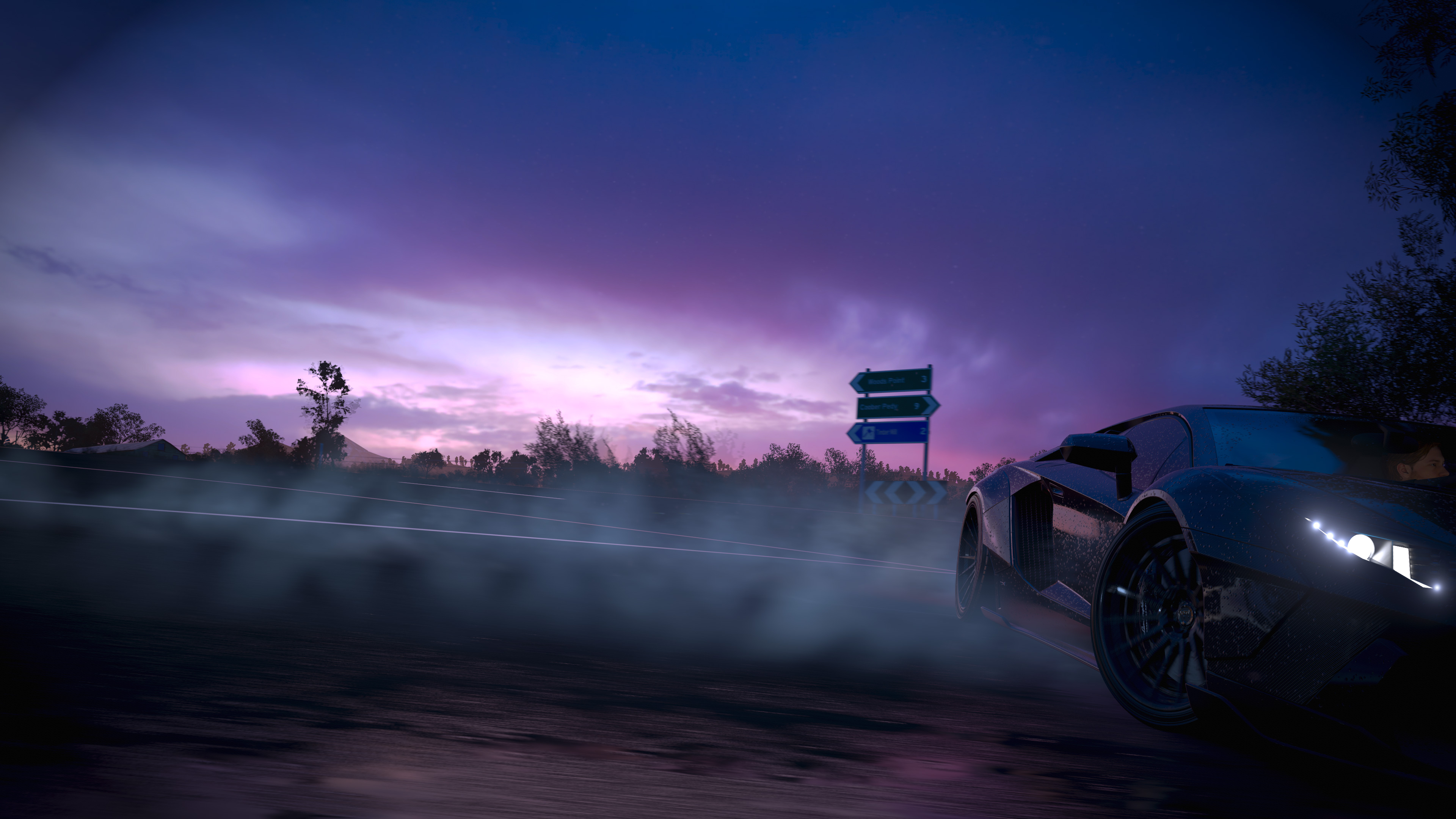 Forza Horizon 3 4k Lamborghini Aventador, HD Games, 4k
