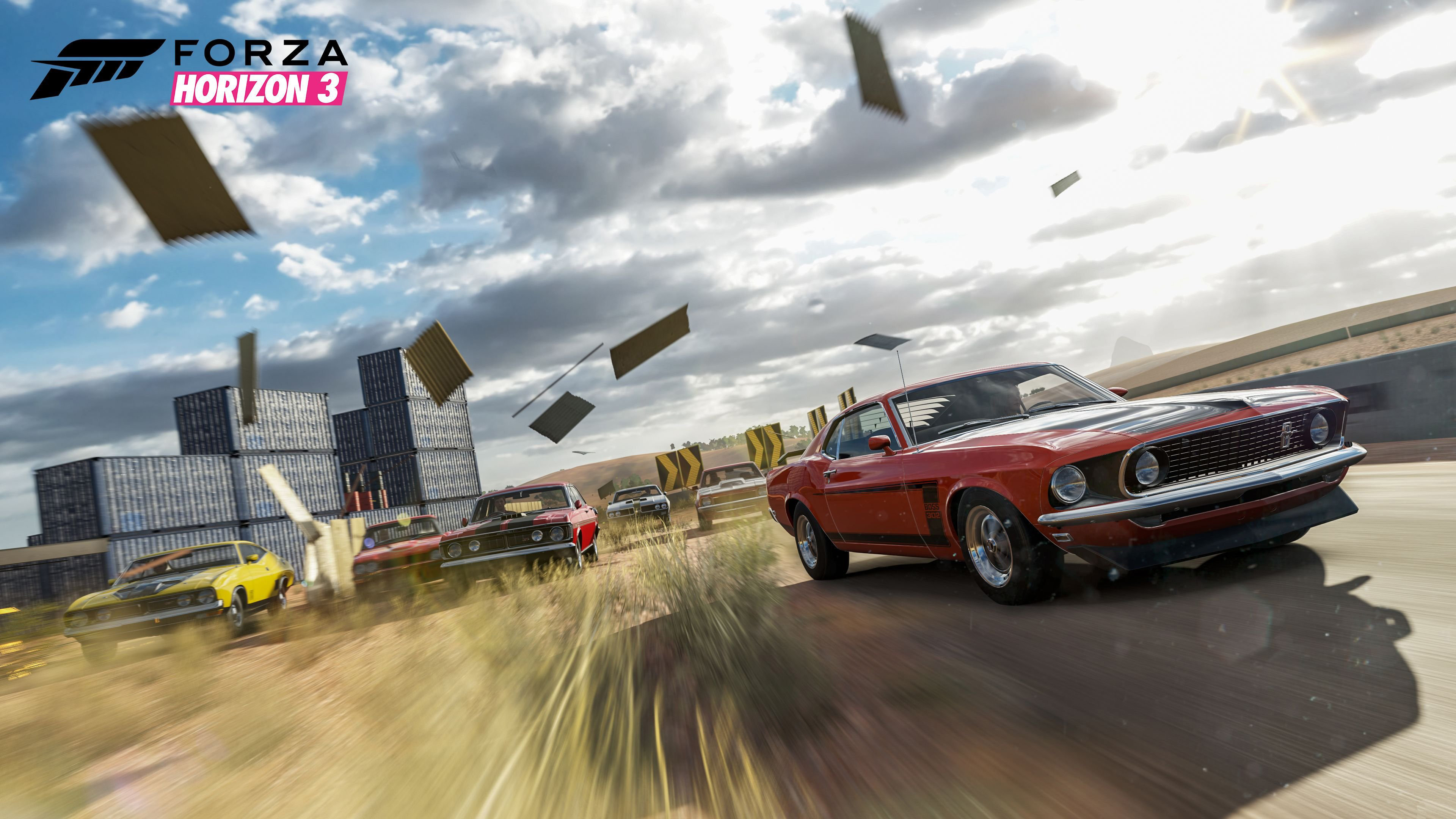 480x854 Forza Horizon 3 Classic Car Android One HD 4k