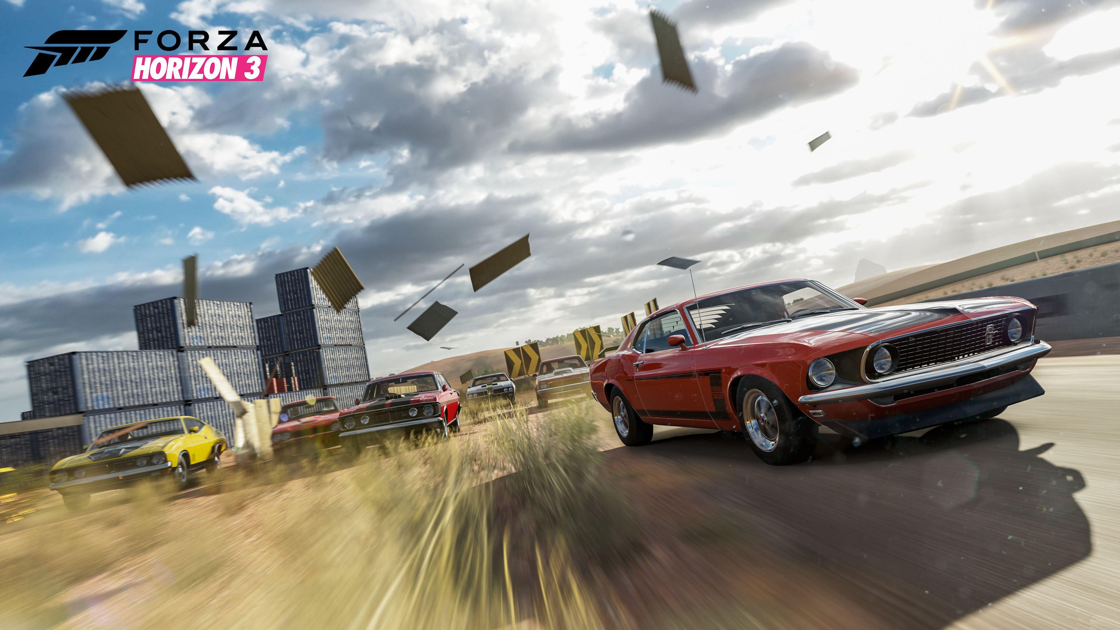 Forza Horizon 3 Classic Car