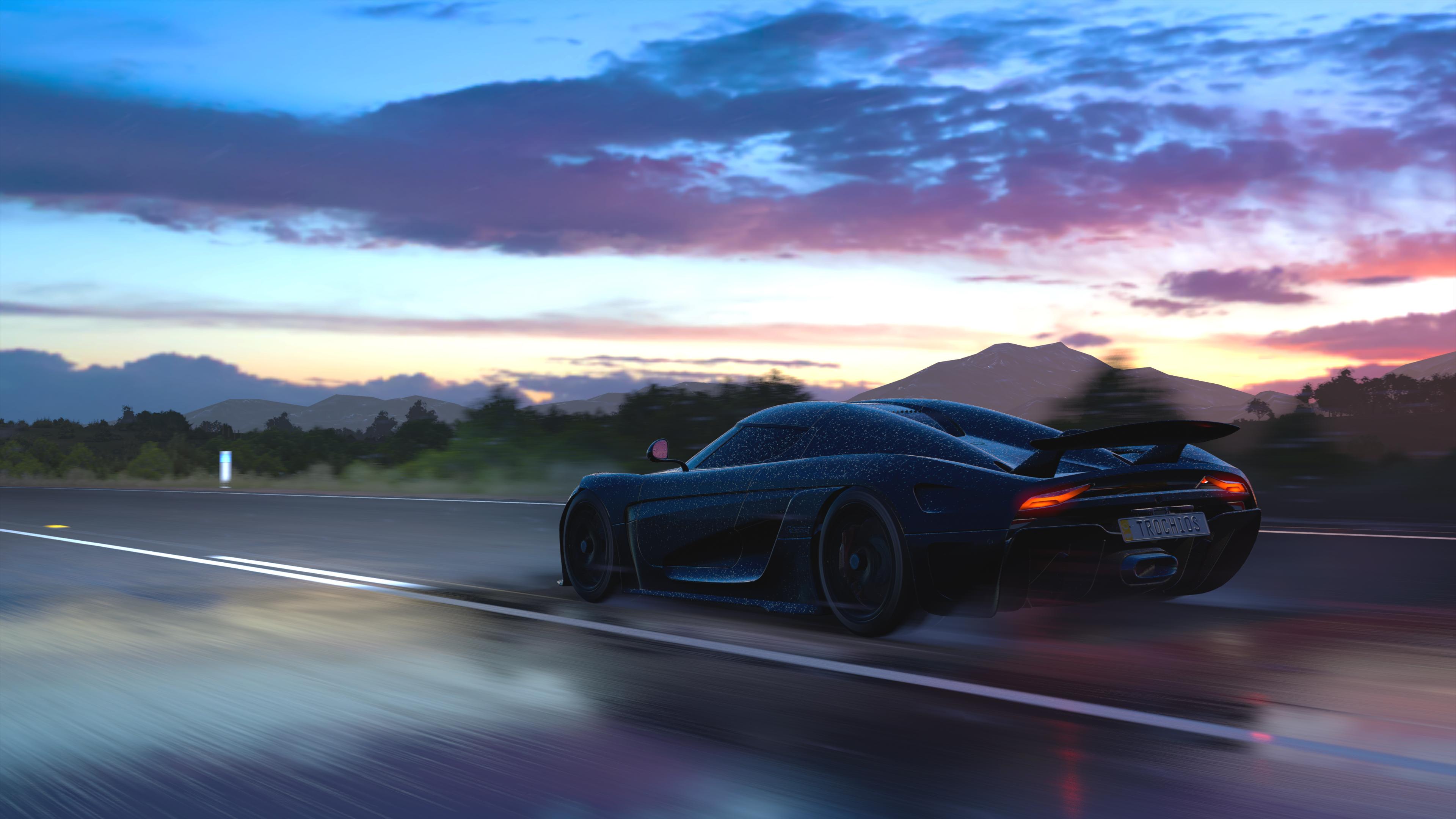 Forza Horizon 3 Koenigsegg Regera 4k, HD Games, 4k