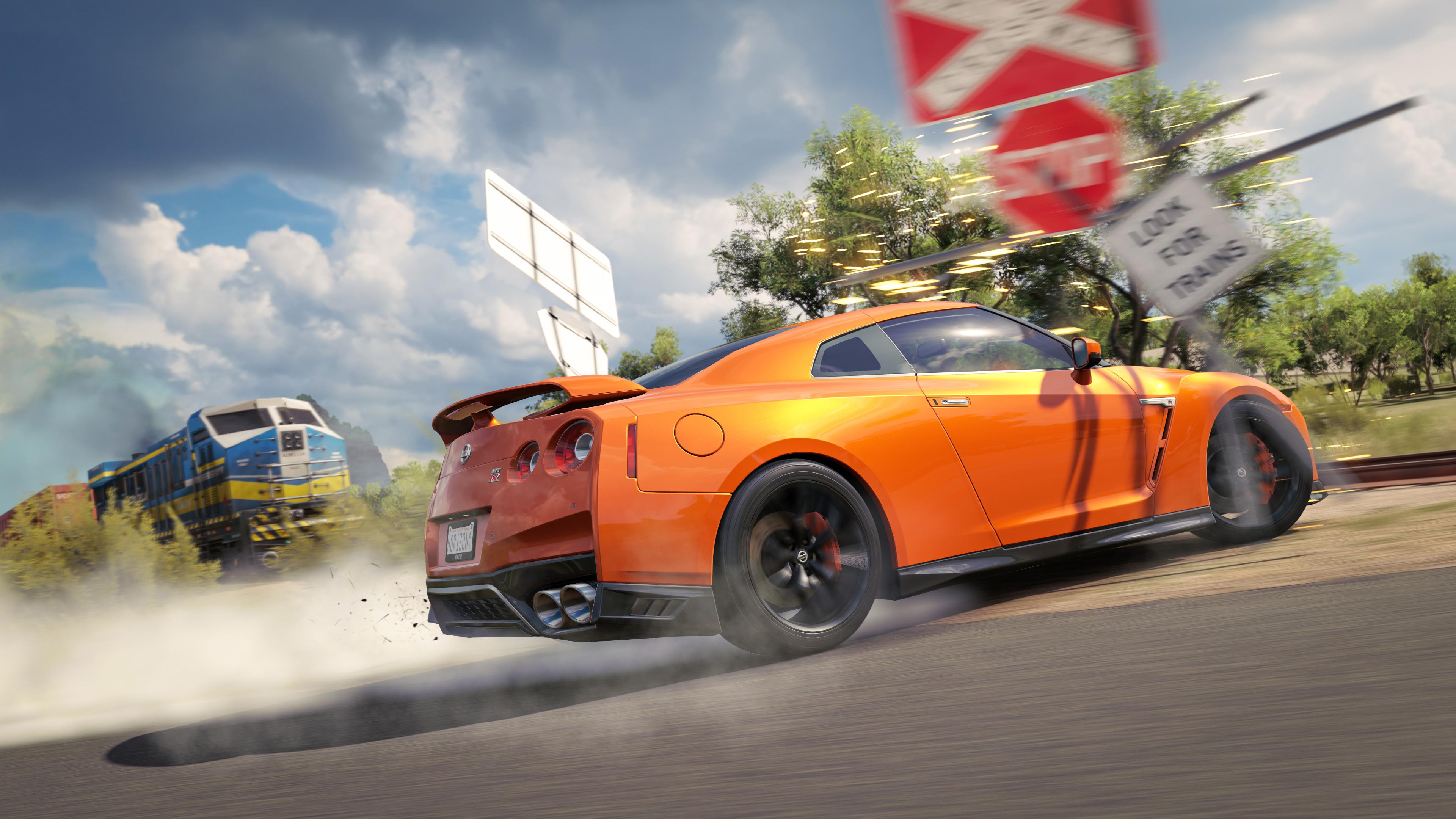 640x960 Forza Horizon 3 Nissan Gtr Drift 4k Iphone 4 Iphone 4s Hd