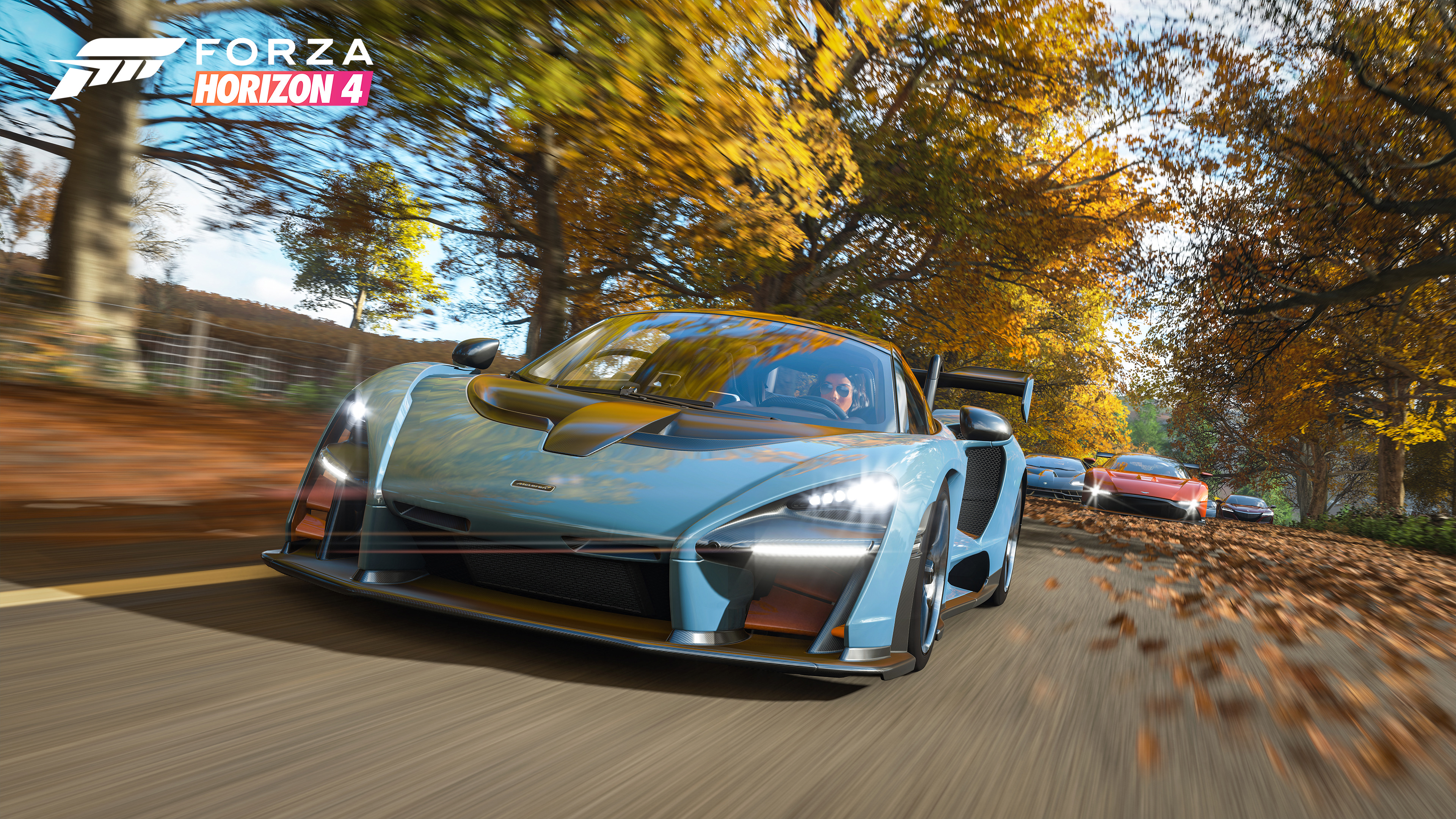 Forza horizon 4 2018 hd games 4k wallpapers images backgrounds photos and pictures - Forza logo wallpaper ...