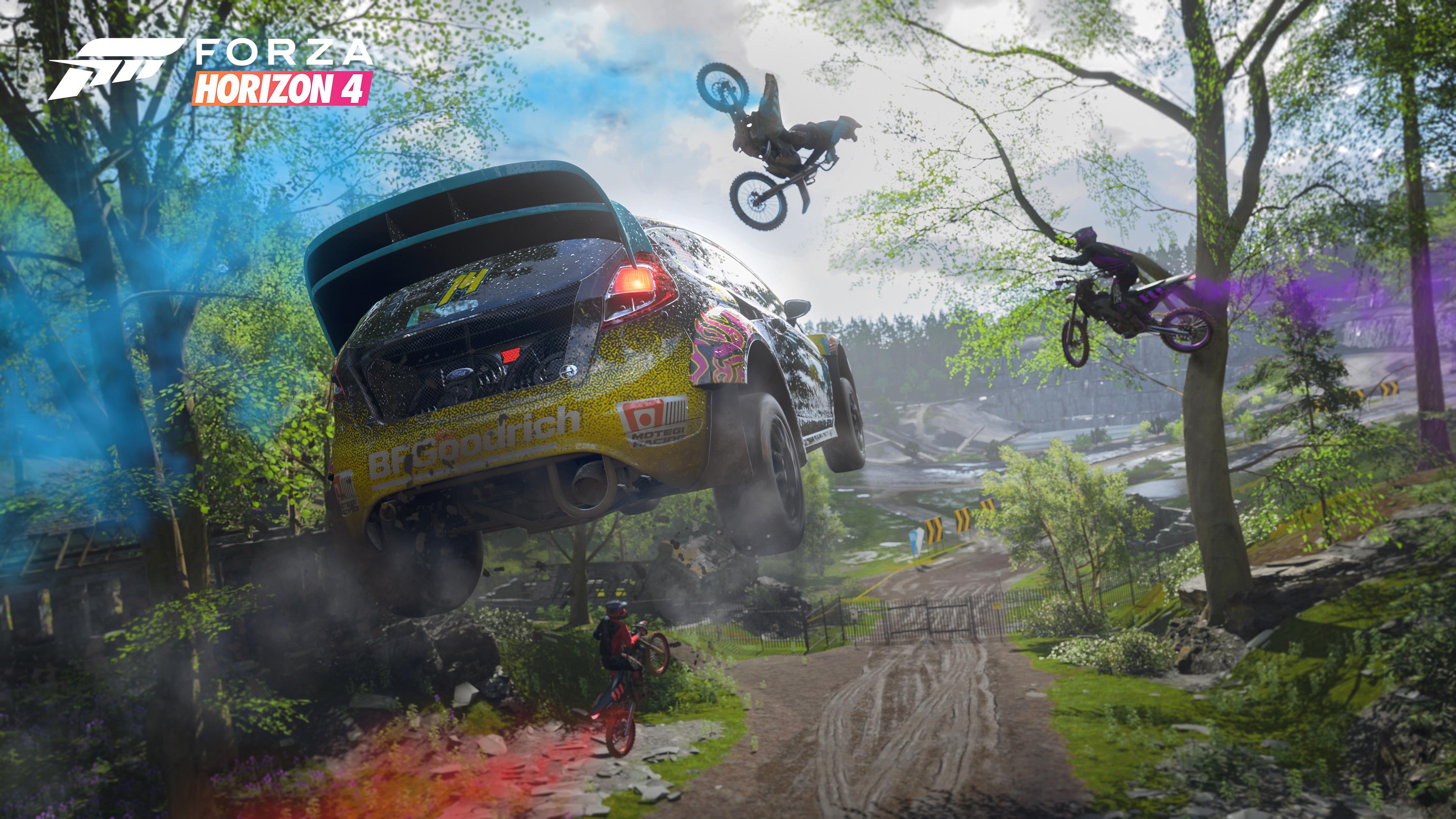 Forza Horizon 4 Wallpaper: 640x1136 Forza Horizon 4 2018 Video Game IPhone 5,5c,5S,SE