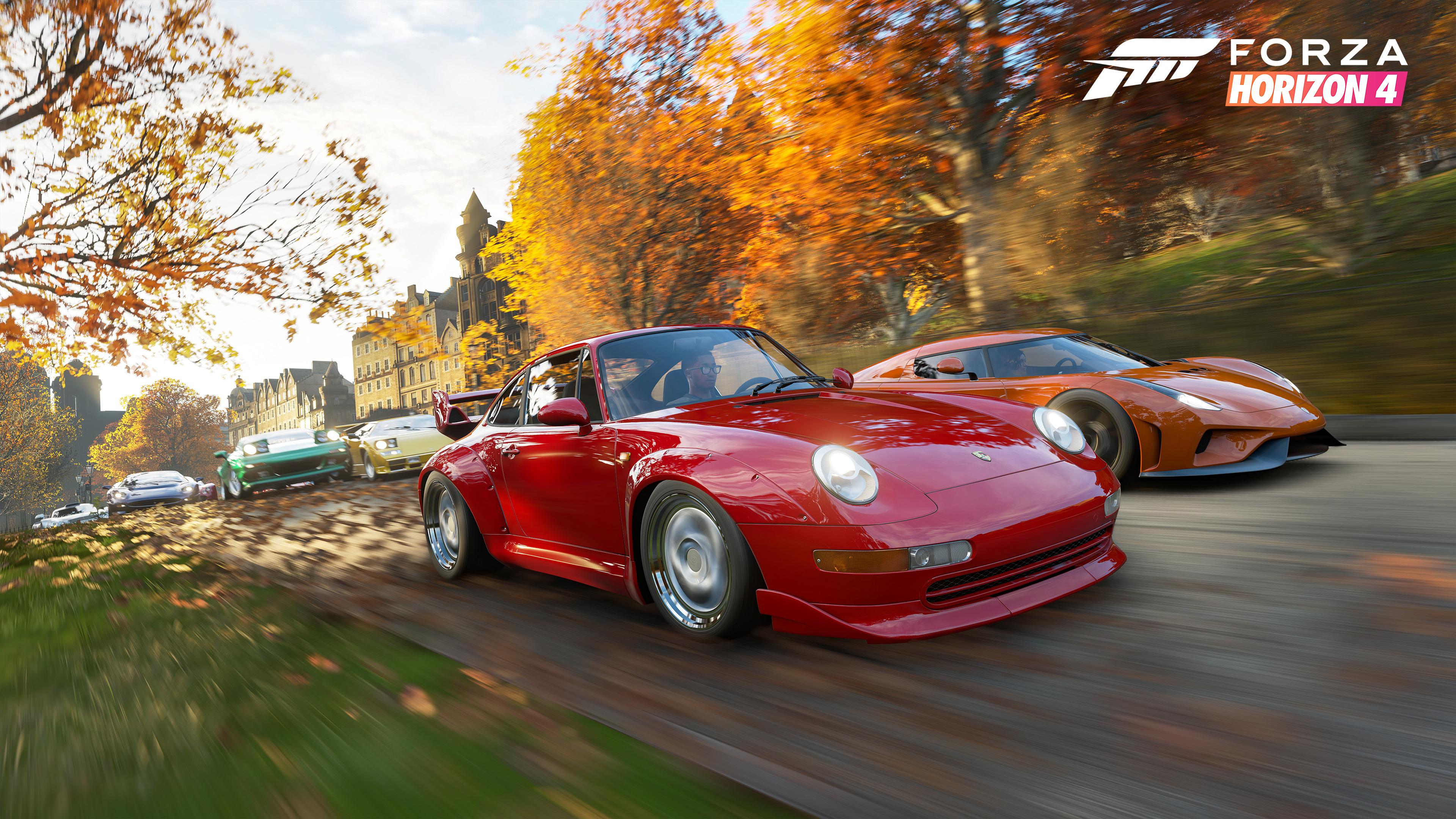 Forza Horizon 4 4k Hd Games 4k Wallpapers Images