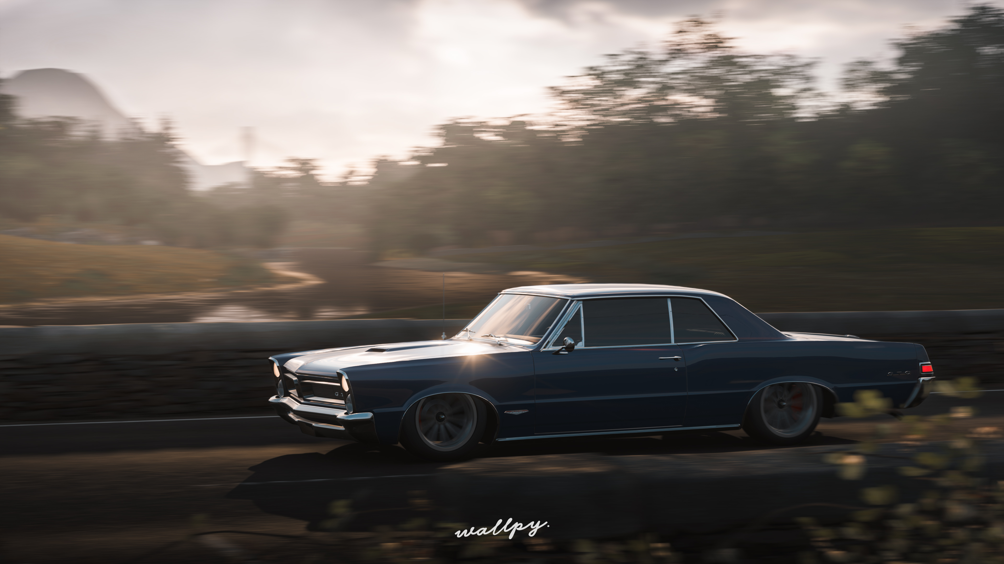 Forza Horizon 4 Classic Cars 4k, HD Games, 4k Wallpapers