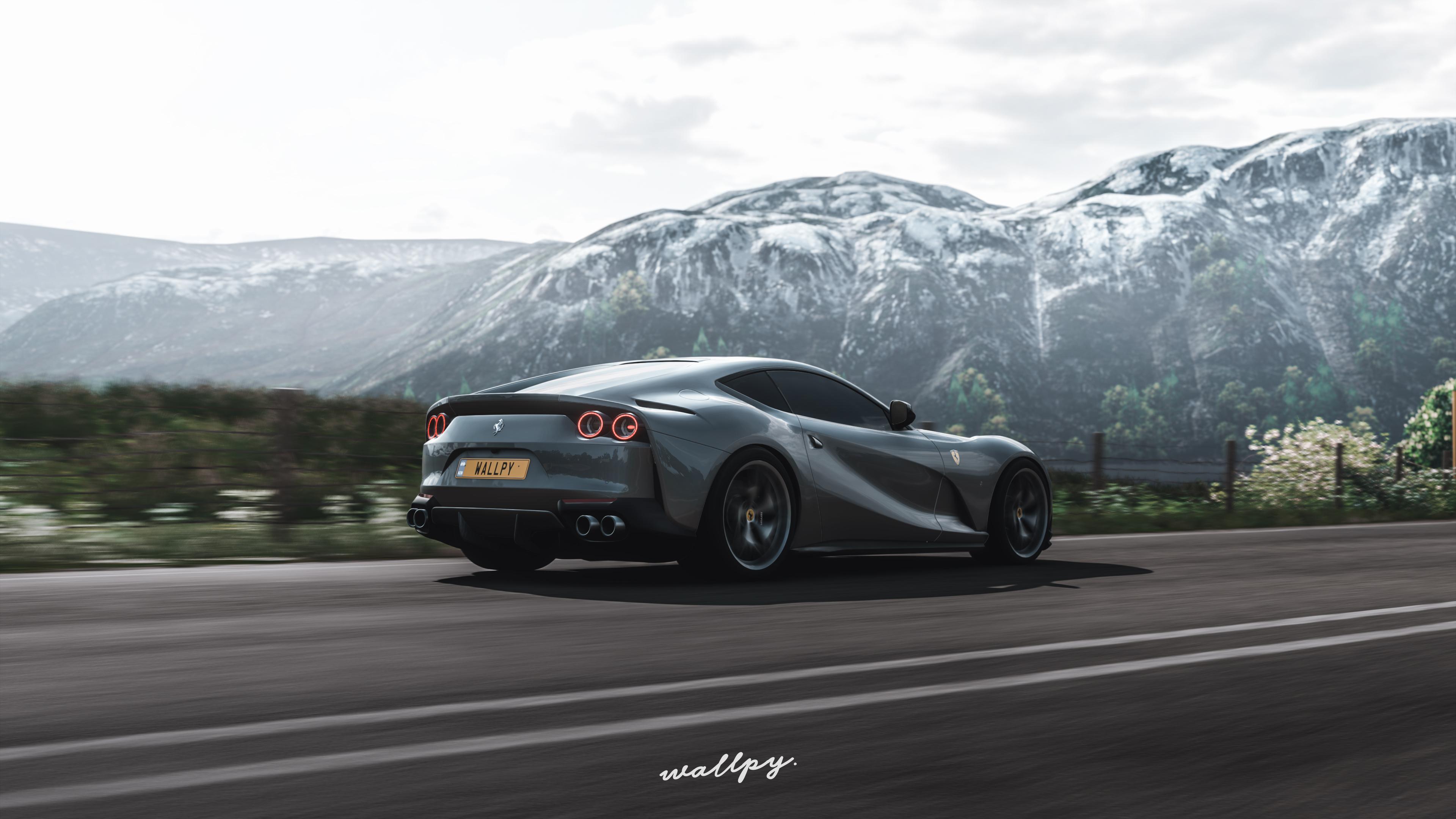 Forza Horizon 4 Wallpaper: 3840x2160 Forza Horizon 4 Ferrari 4k HD 4k Wallpapers