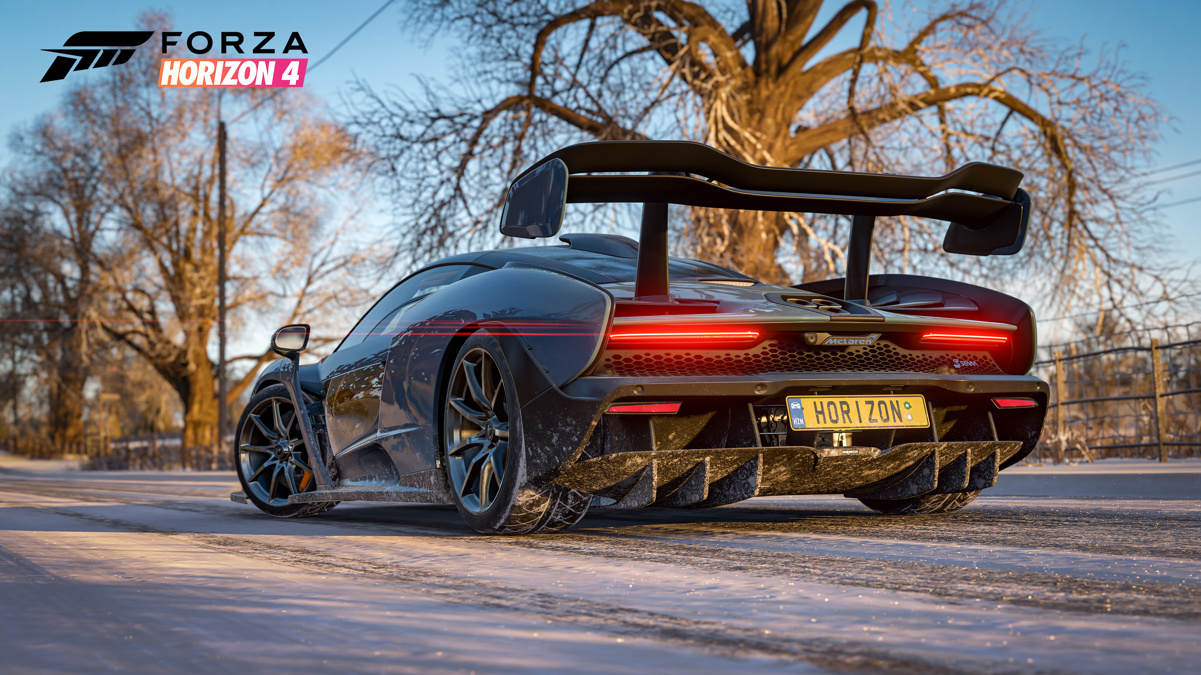 Forza horizon 4 mclaren 4k hd games 4k wallpapers images backgrounds photos and pictures - Forza logo wallpaper ...