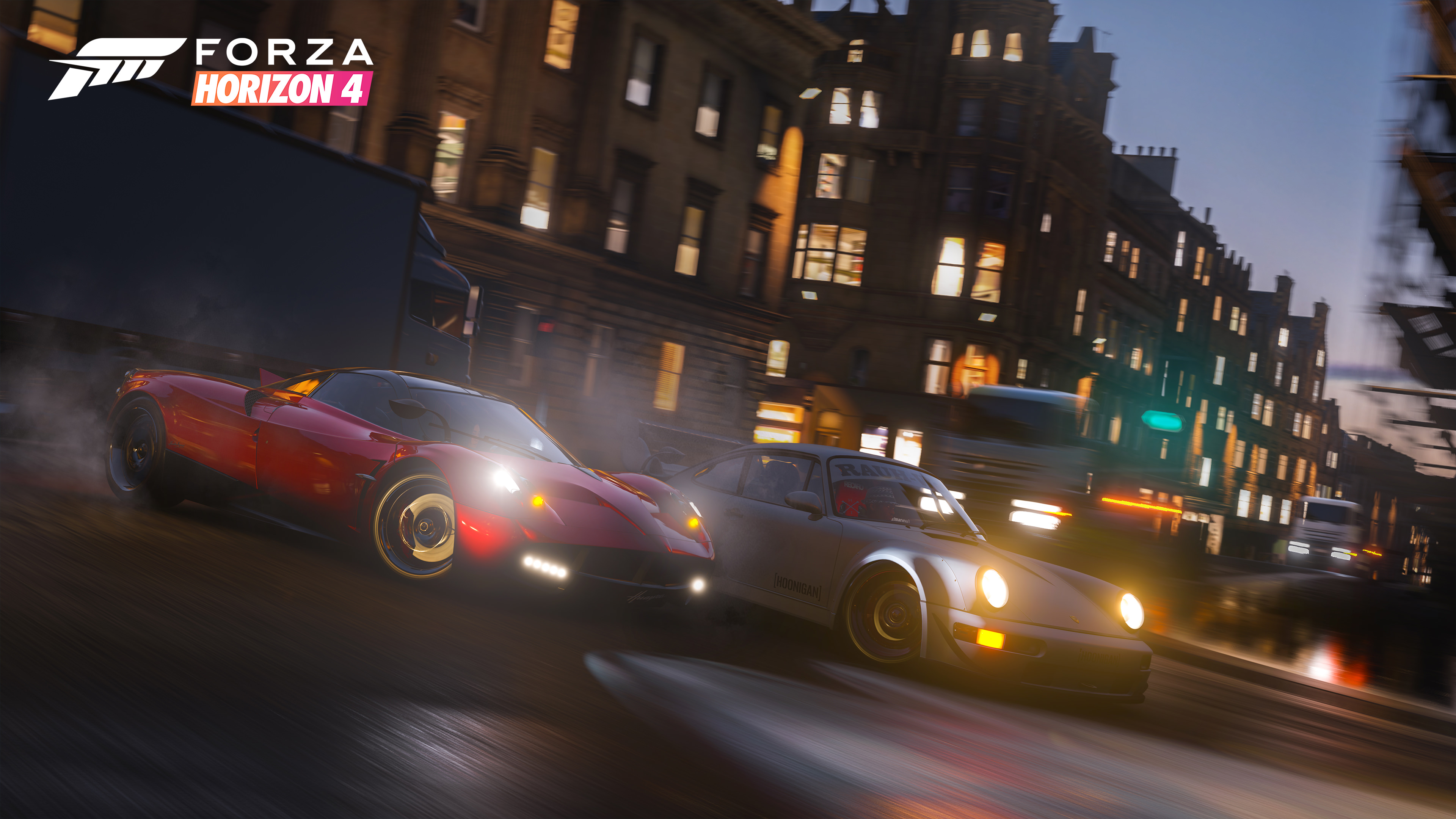 Forza horizon 4 racing hd cars 4k wallpapers images backgrounds photos and pictures - Forza logo wallpaper ...