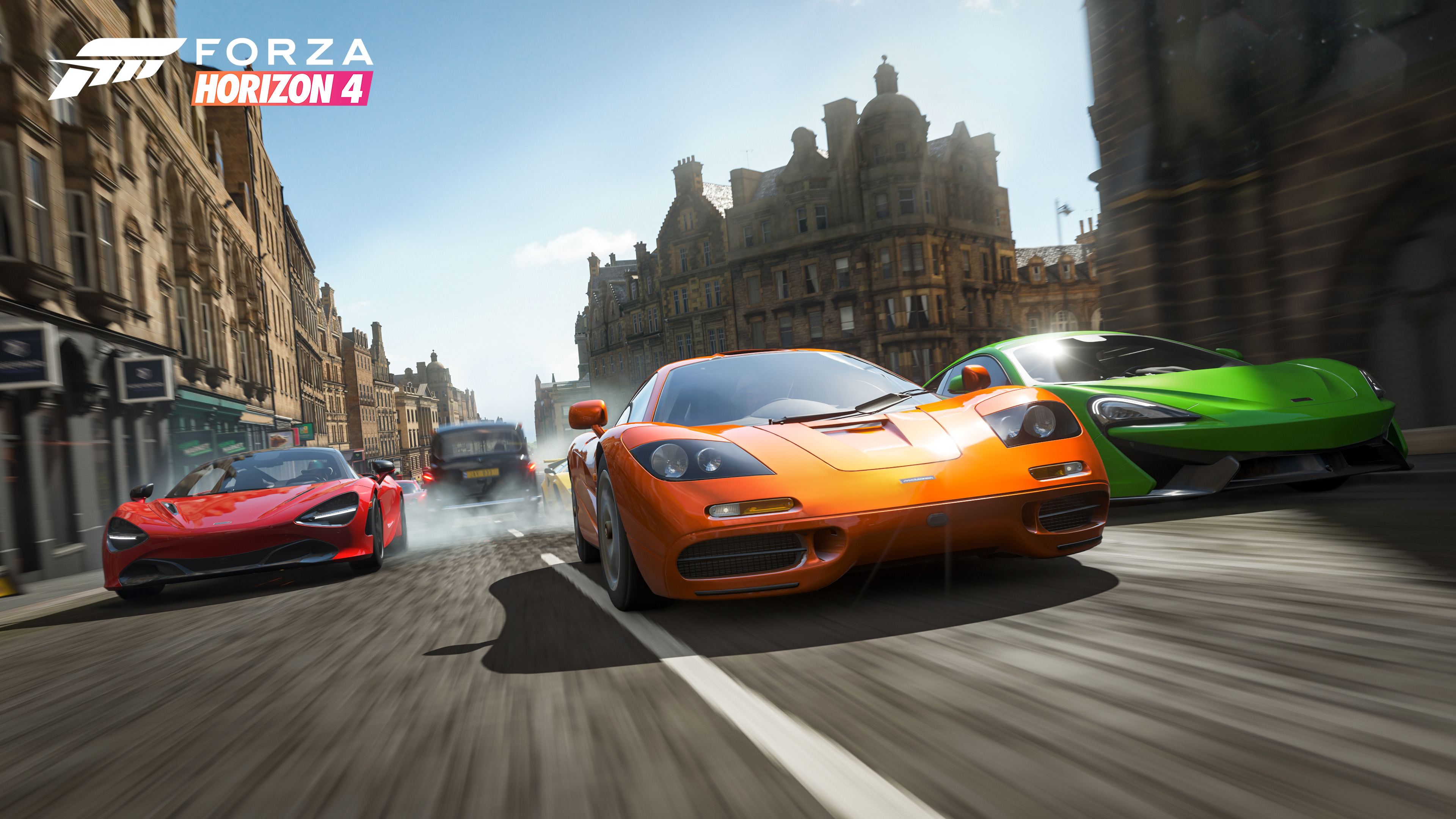 Forza horizon 4 street racing 4k hd games 4k wallpapers images backgrounds photos and pictures - Forza logo wallpaper ...