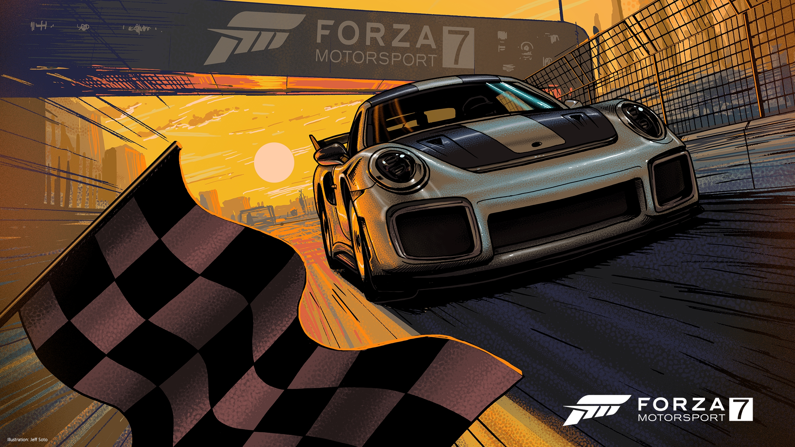 Forza Motorsport 7 Wallpapers Ultra Hd Gaming Backgrounds: Forza Motorsport 7 Artwork, HD Games, 4k Wallpapers