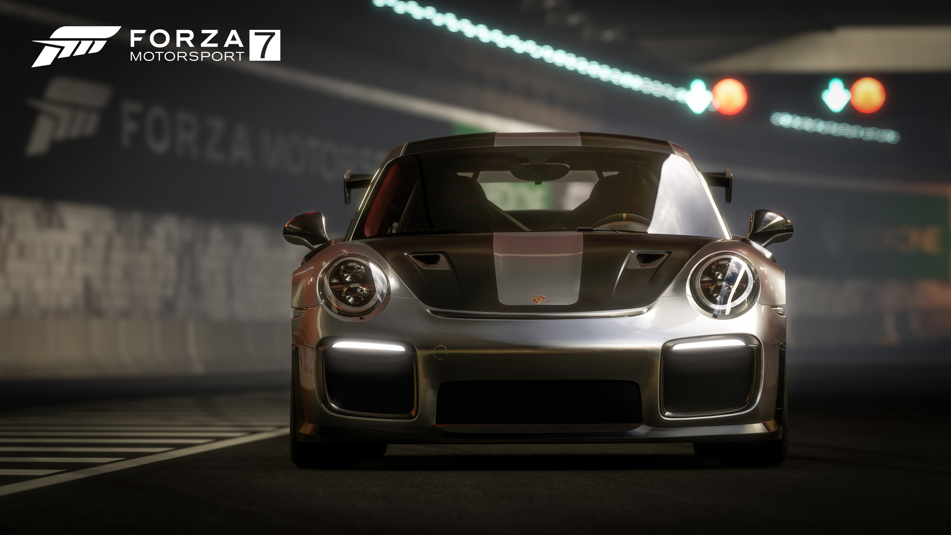Forza Motorsport 7 Wallpapers Ultra Hd Gaming Backgrounds: Forza Motorsport 7 Porsche 4k, HD Games, 4k Wallpapers