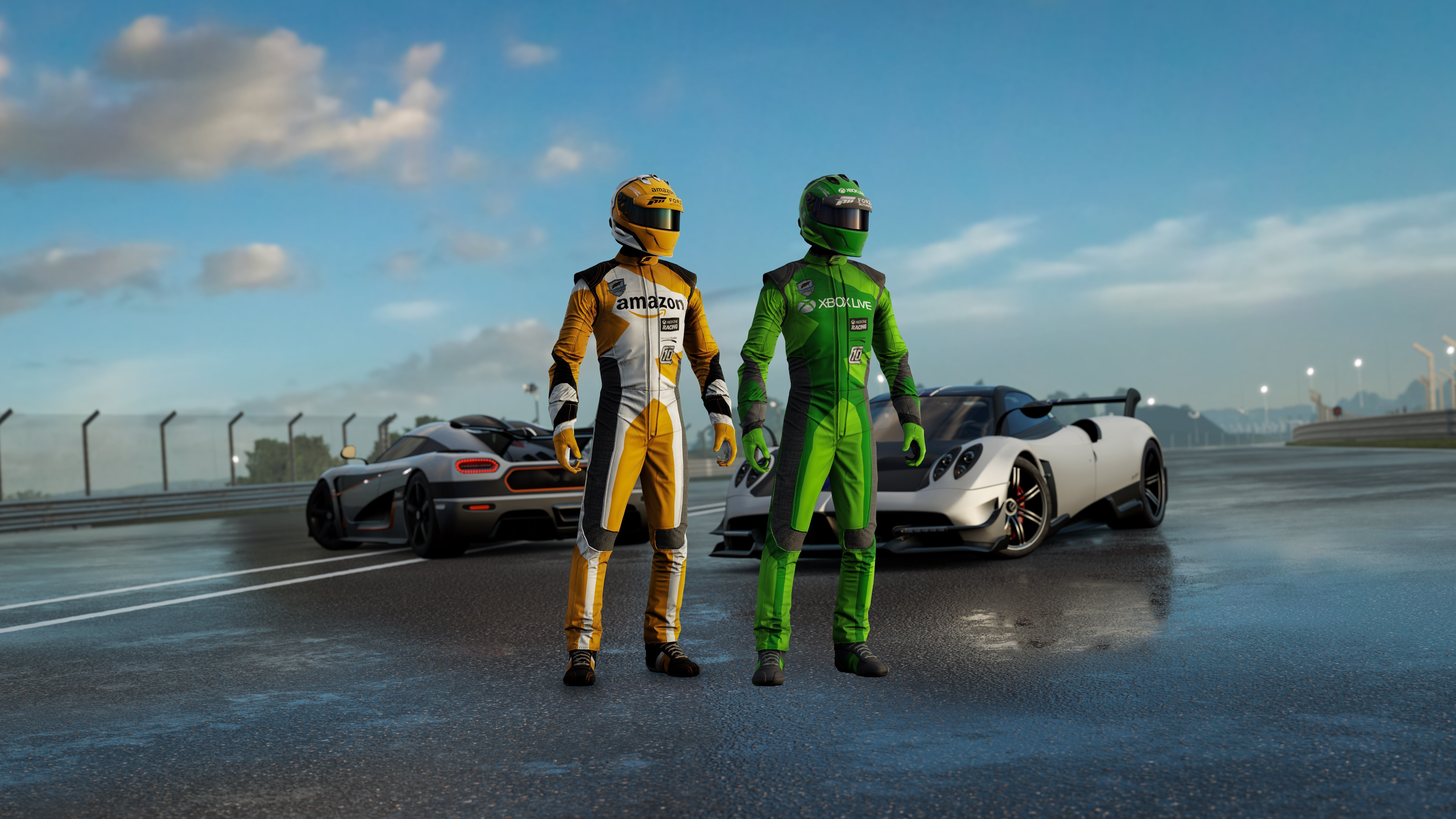 Forza motorsport 7 xbox one x hd games 4k wallpapers images backgrounds photos and pictures - Forza logo wallpaper ...
