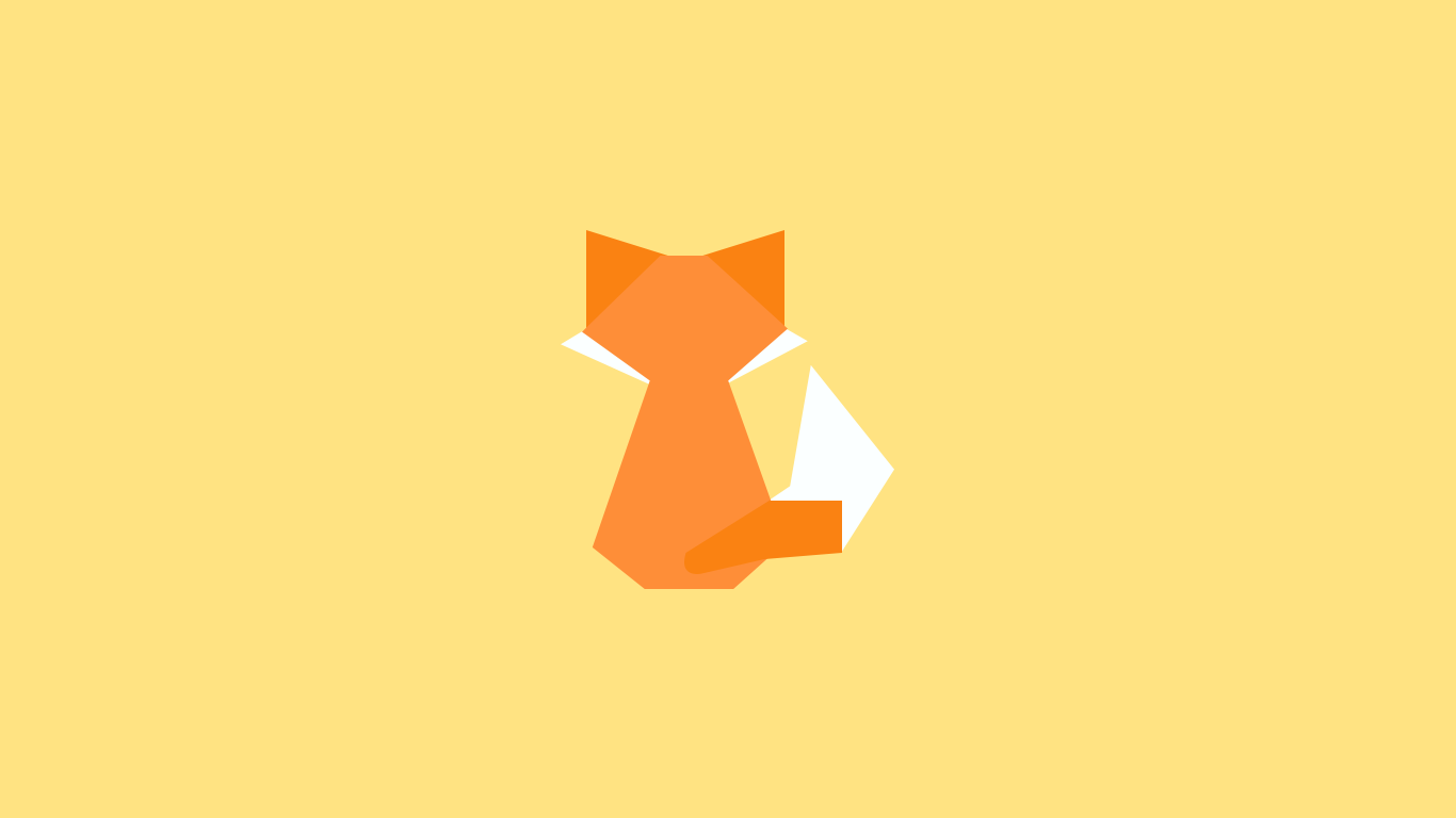 Fox minimalism hd artist 4k wallpapers images for A minimalist