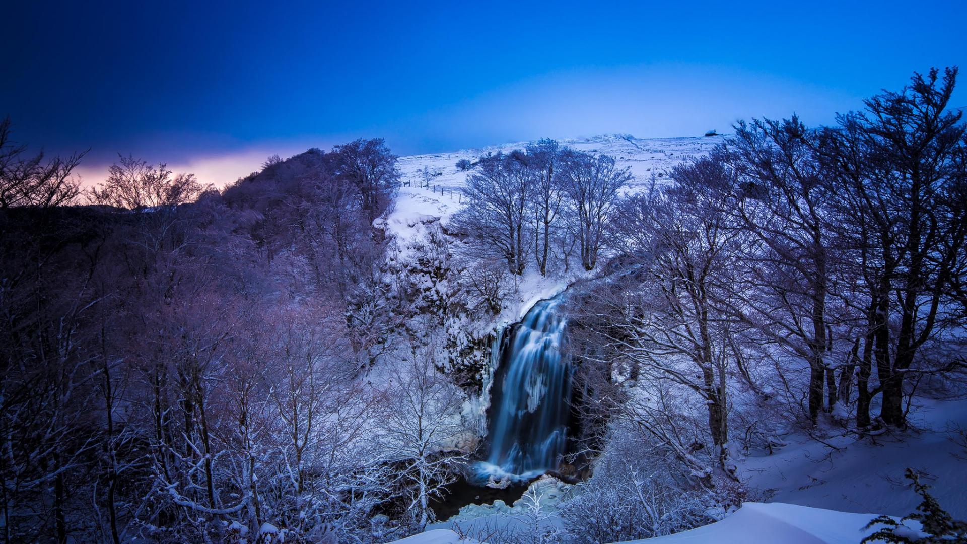 4k Nature Wallpaper Winter France: France Winter, HD Nature, 4k Wallpapers, Images