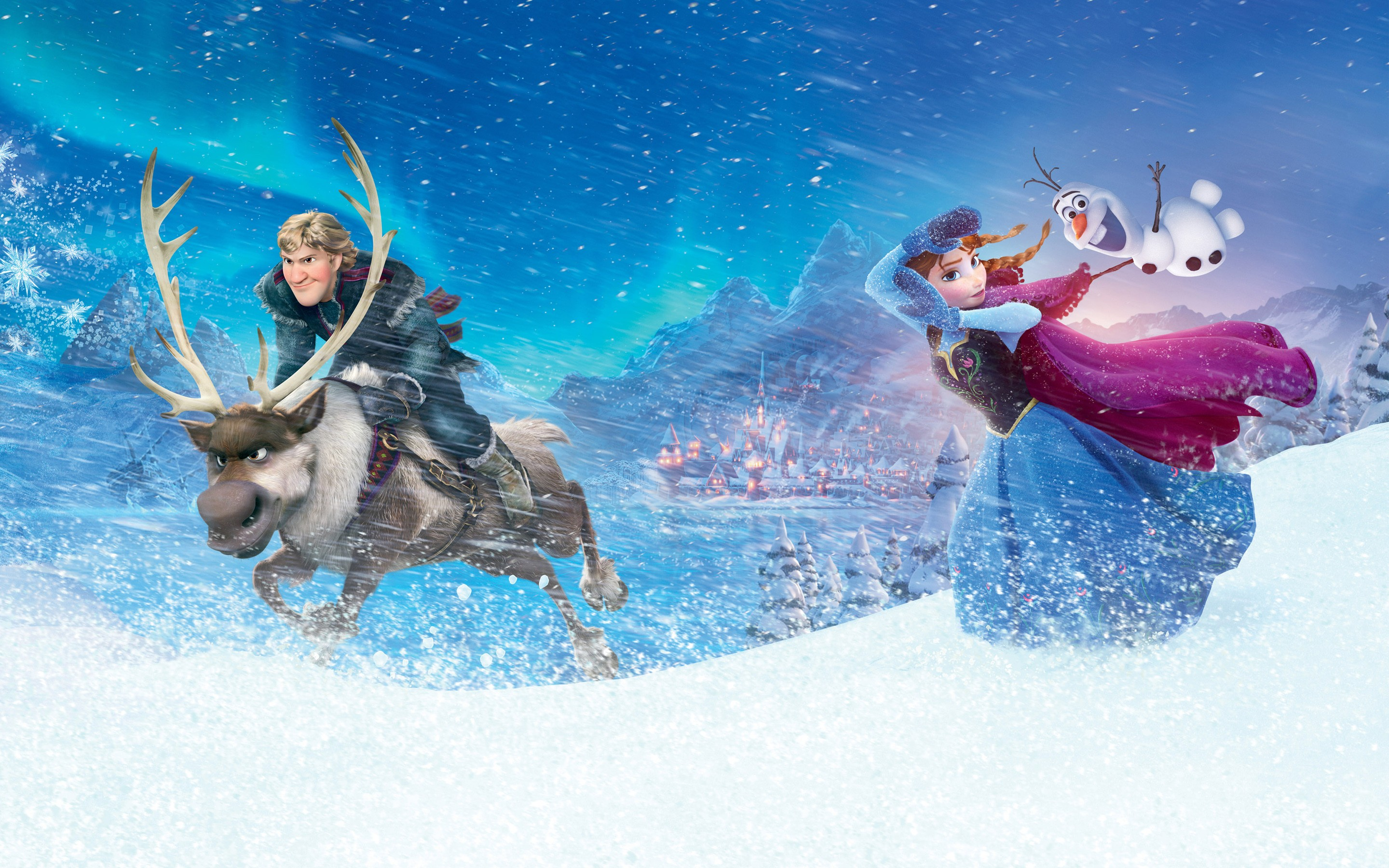 Frozen Movie Anna Kristoff, HD Movies, 4k Wallpapers ...