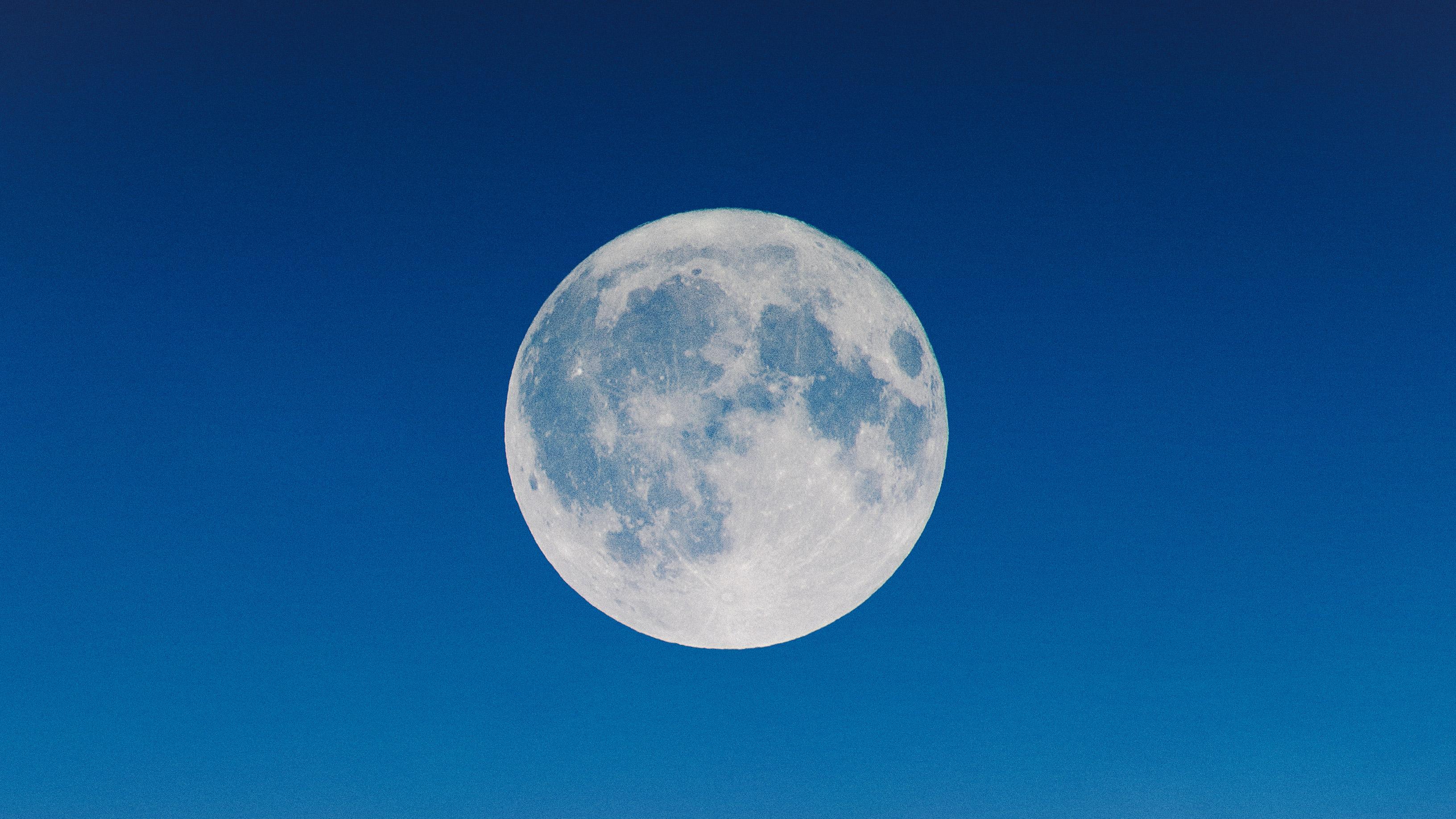 750x1334 Full Moon Illustration Iphone 6 Iphone 6s Iphone