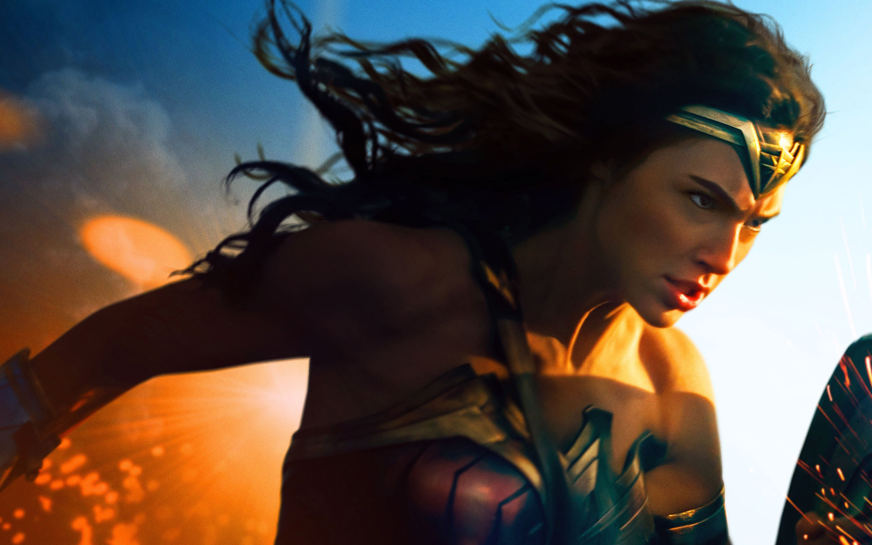 Wonder Woman 2017 Wallpapers My Free Wallpapers Hub
