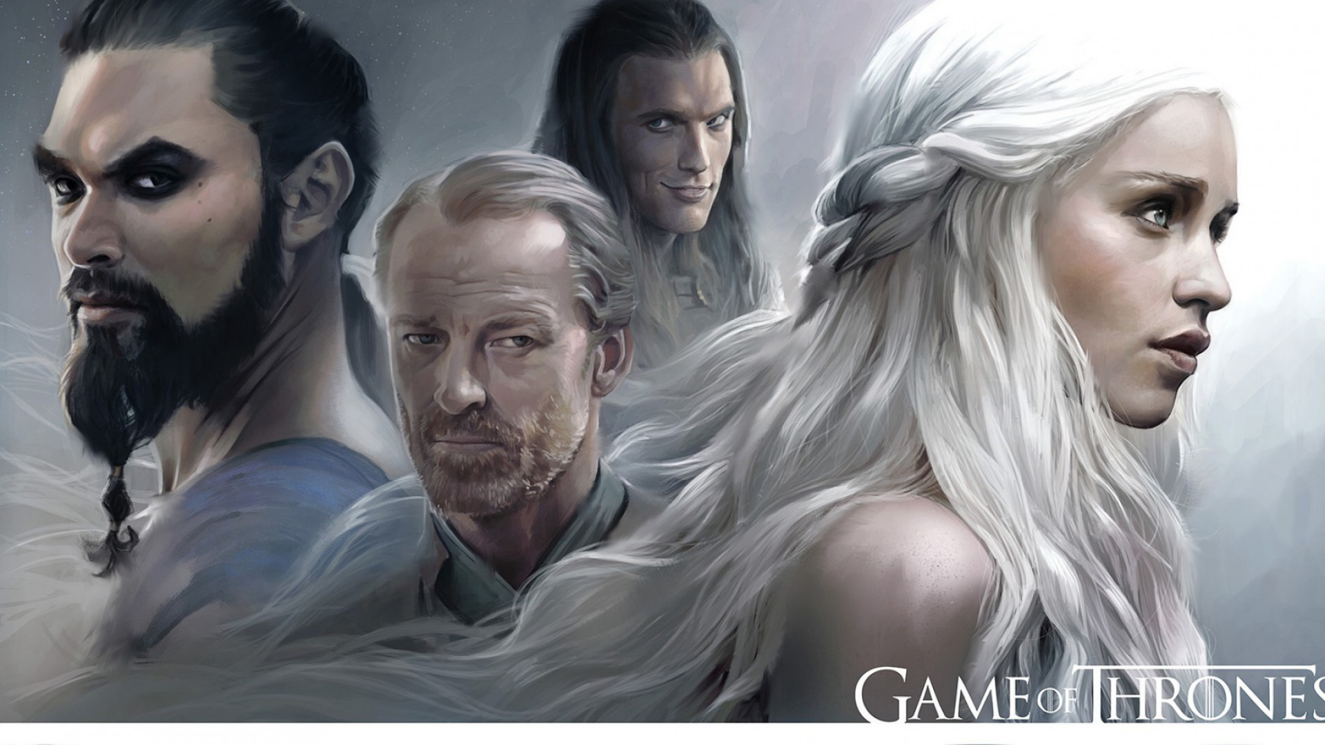 Game Of Thrones Art 2, HD Tv Shows, 4k Wallpapers, Images ...