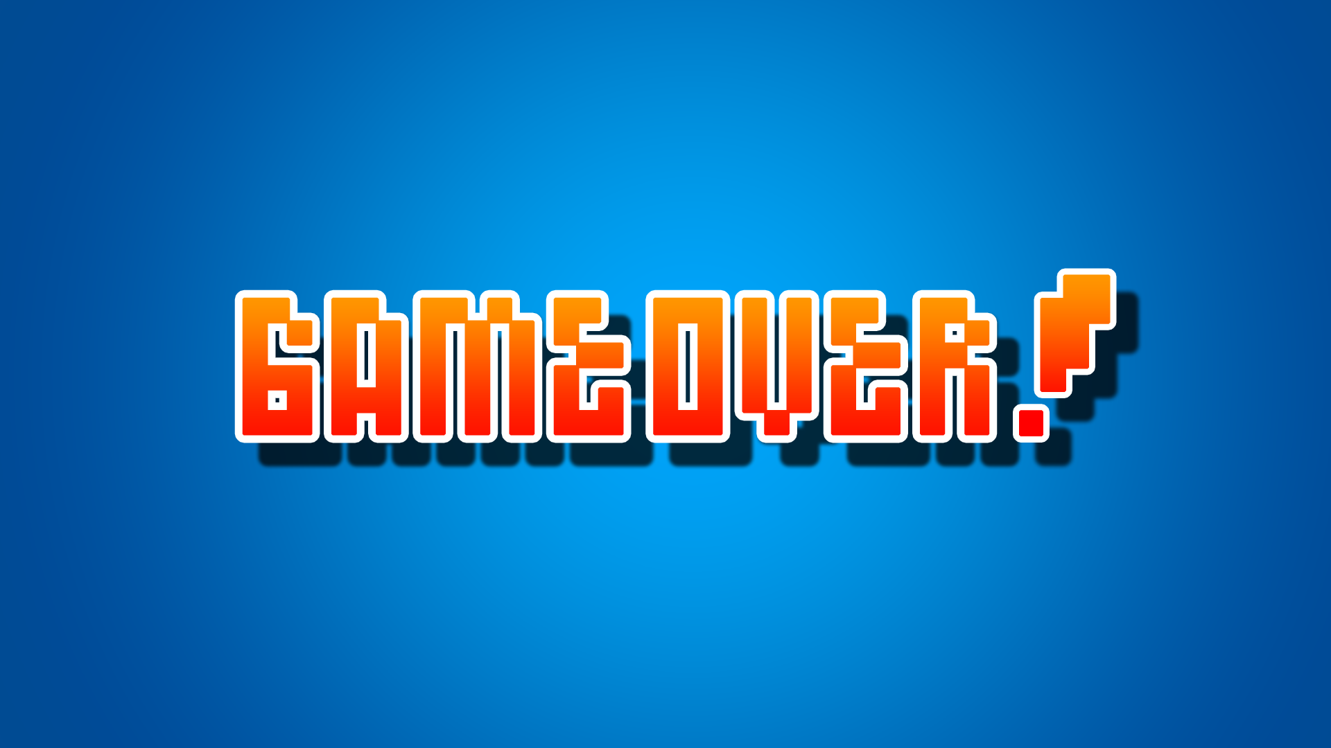 Game Over (1440P Resolution). Home · Games · Game Over · 2560x1440