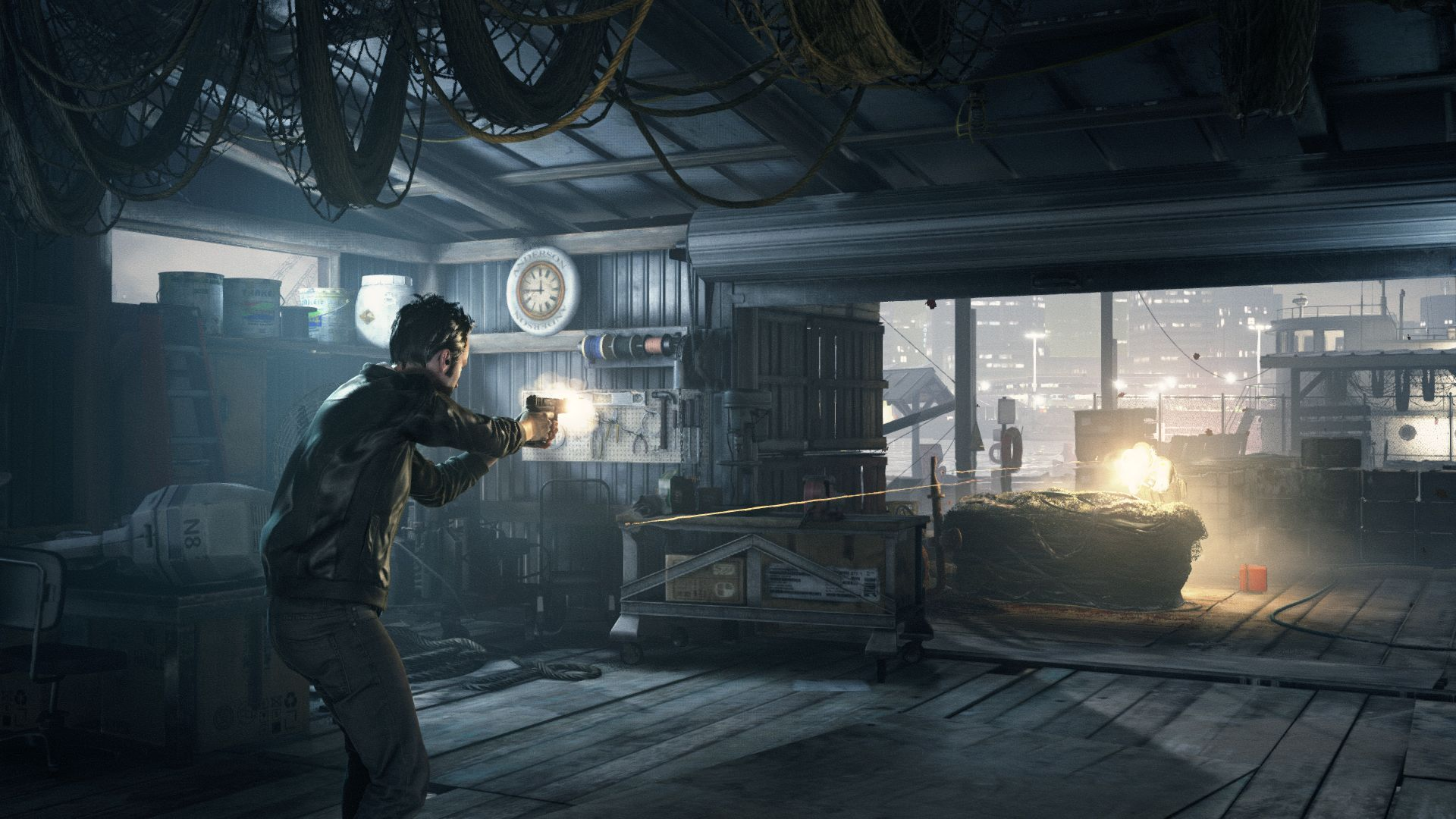 Game Play Quantum Break
