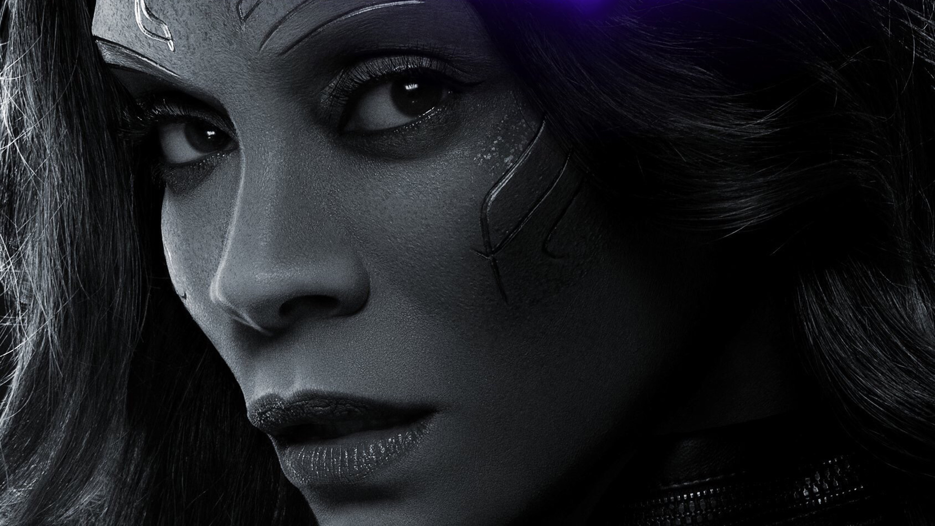 Movie Poster 2019: Gamora Avengers Endgame 2019 Poster, HD Movies, 4k