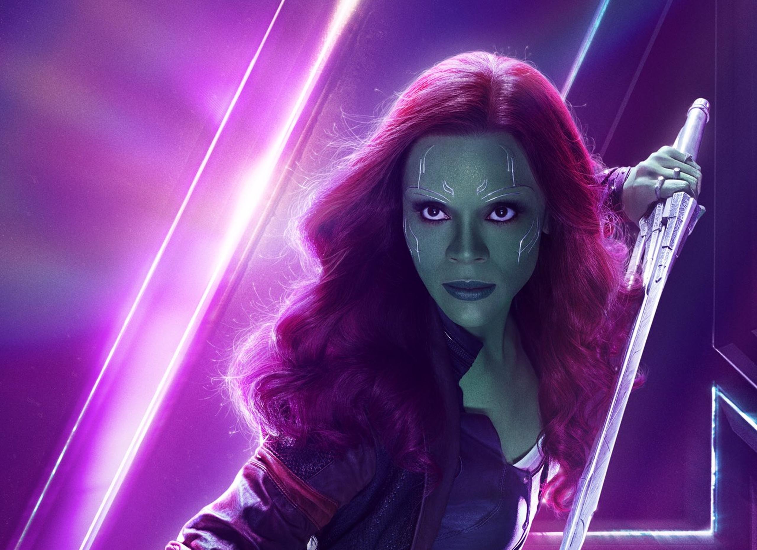 Shuri In Avengers Infinity War New Poster Hd Movies 4k: Gamora In Avengers Infinity War New Poster, HD Movies, 4k