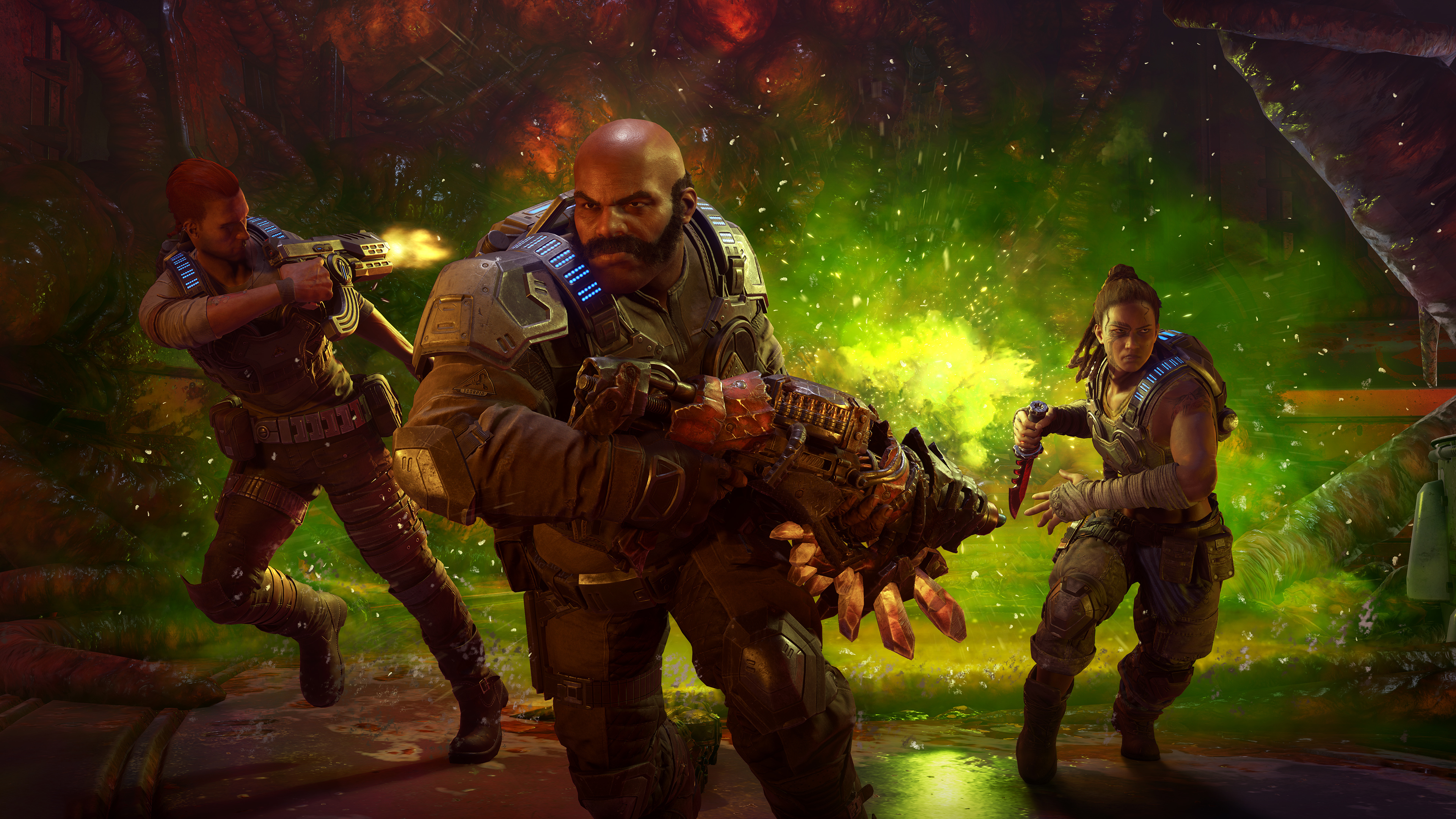 Gears 5 4k Hd Games 4k Wallpapers Images Backgrounds