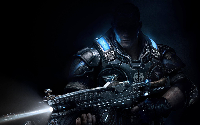 Gears Of War 4 Protangoist Game 1280x1024 Resolution
