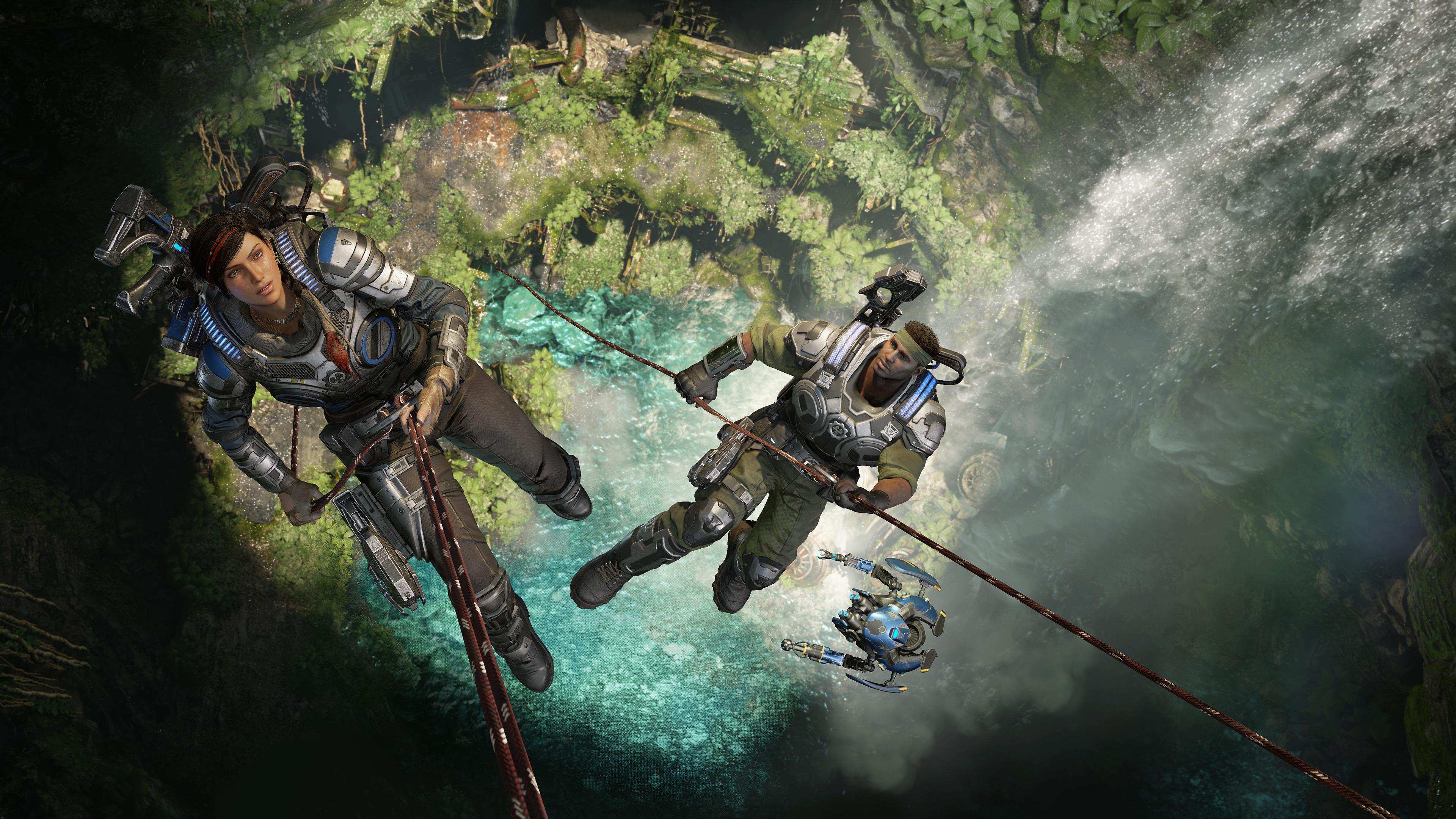 Gears Of War Hd Wallpapers: Gears Of War 5, HD Games, 4k Wallpapers, Images