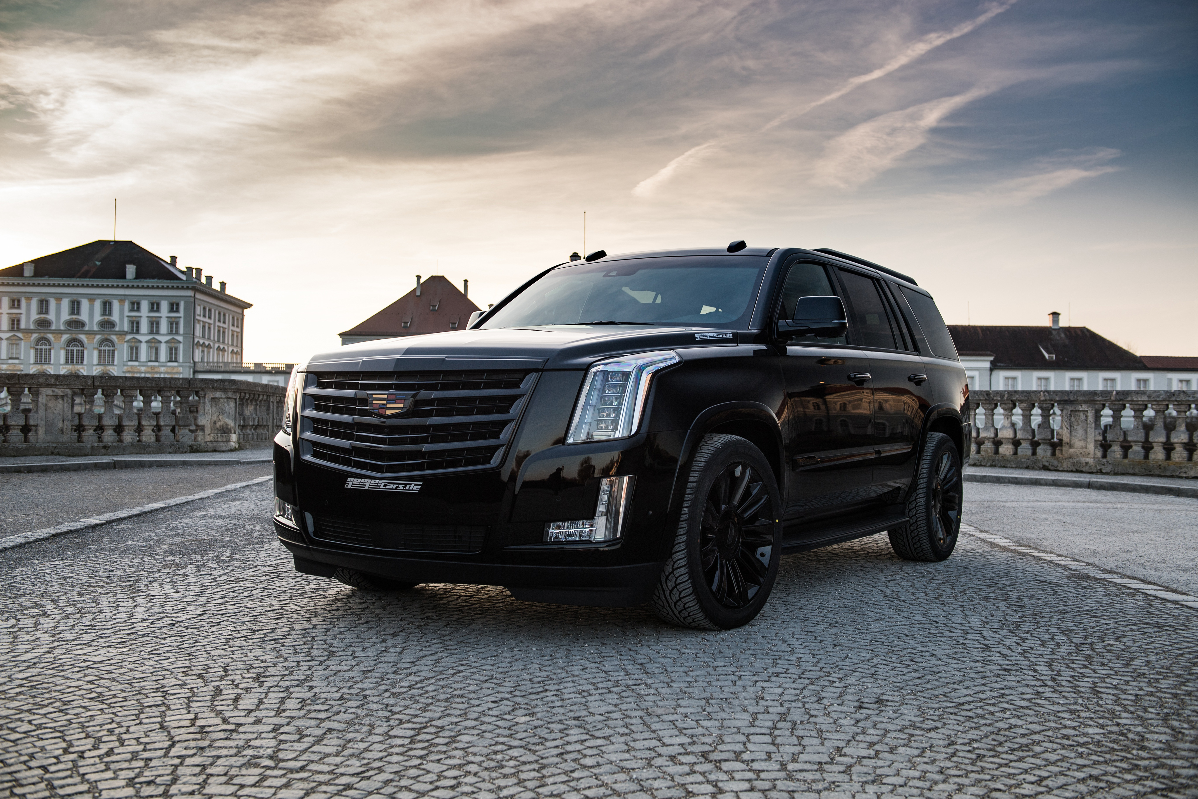 2880x1800 geiger cadillac escalade black edition 2018 - Cadillac wallpaper ...