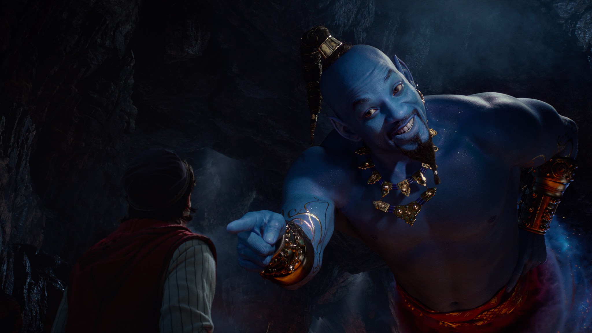 Movie Poster 2019: Genie In Aladdin 2019, HD Movies, 4k Wallpapers, Images