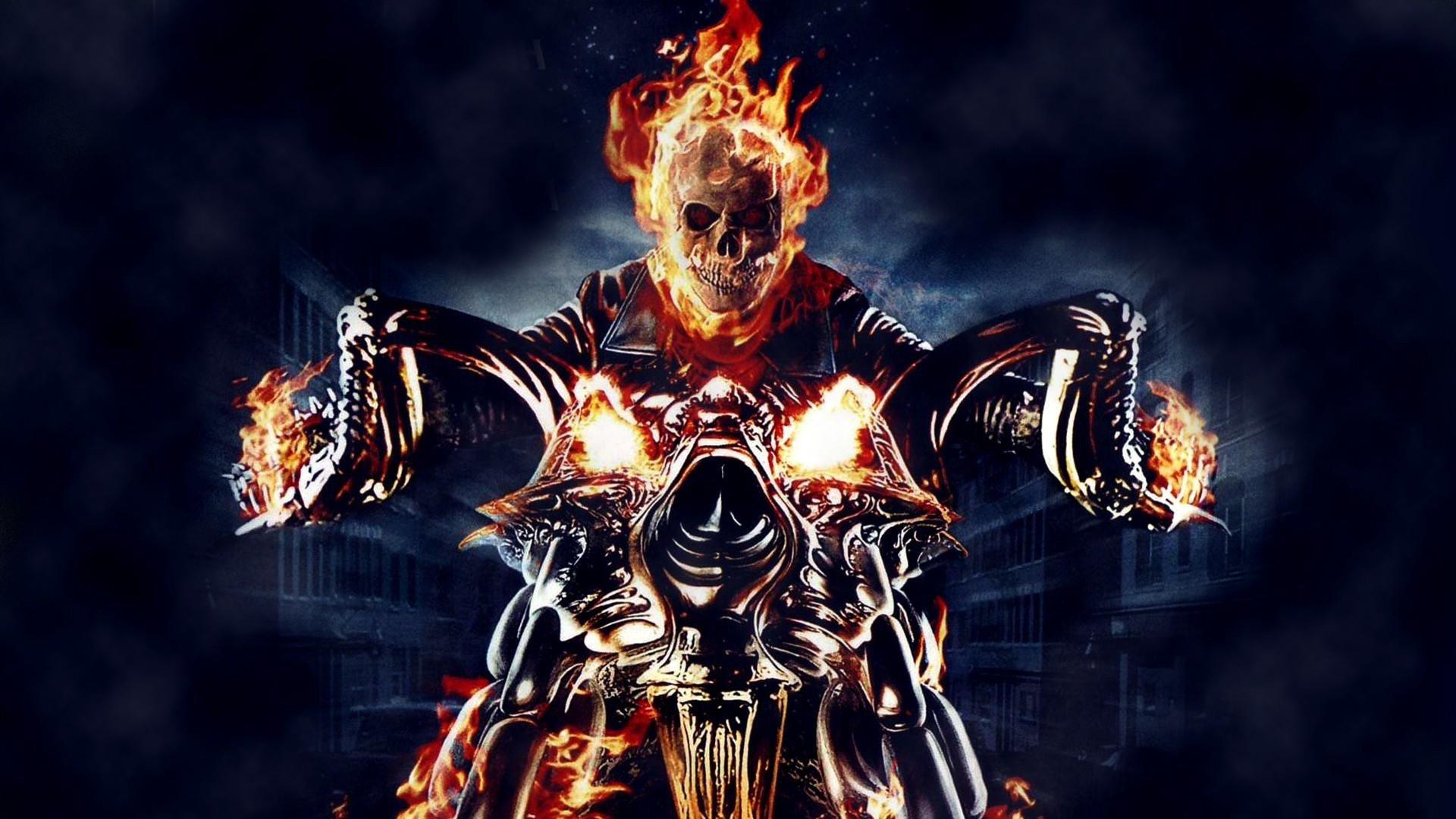 Ghost Rider (2048x1152 Resolution)