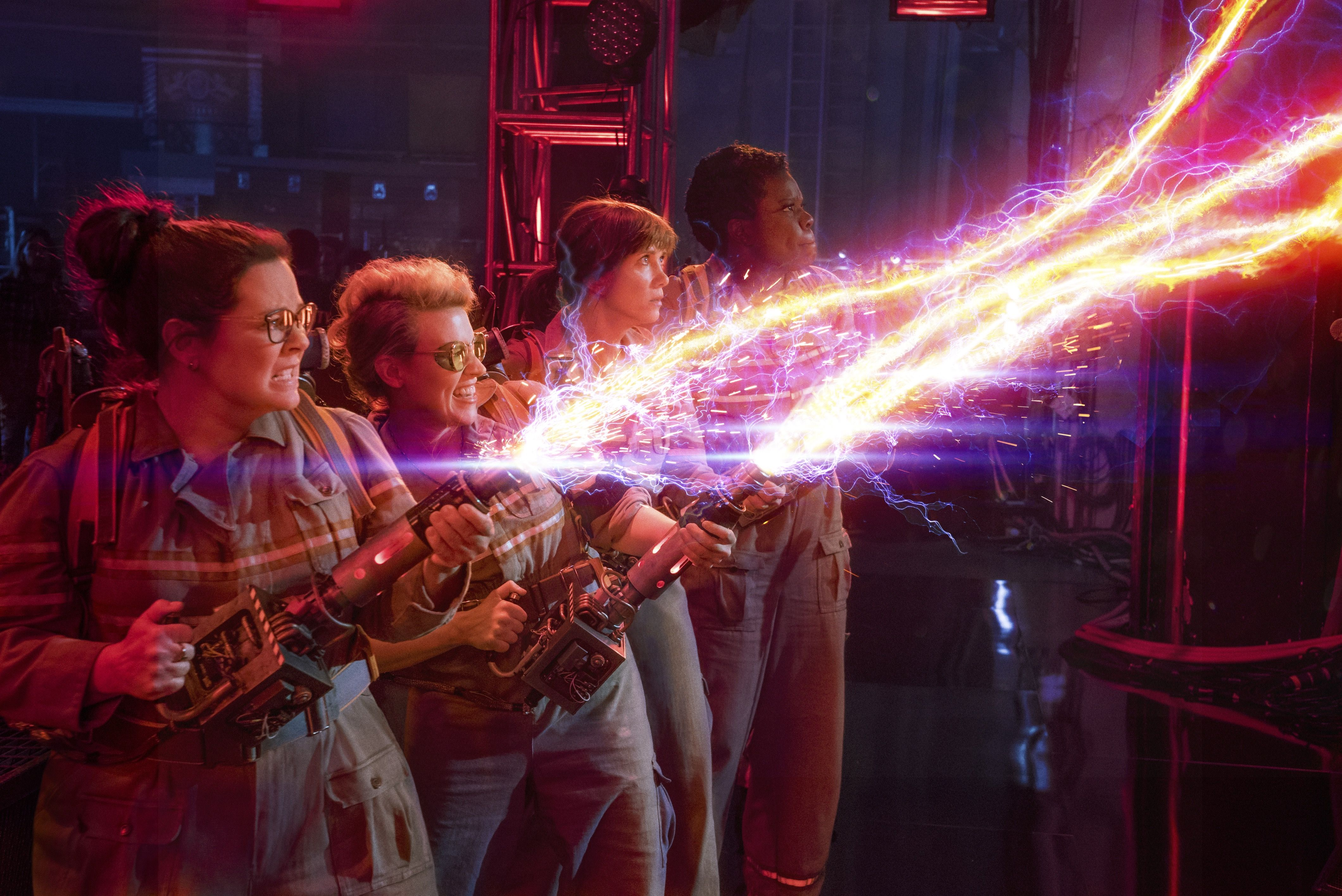 ghostbusters 2016 hd, hd movies, 4k wallpapers, images, backgrounds