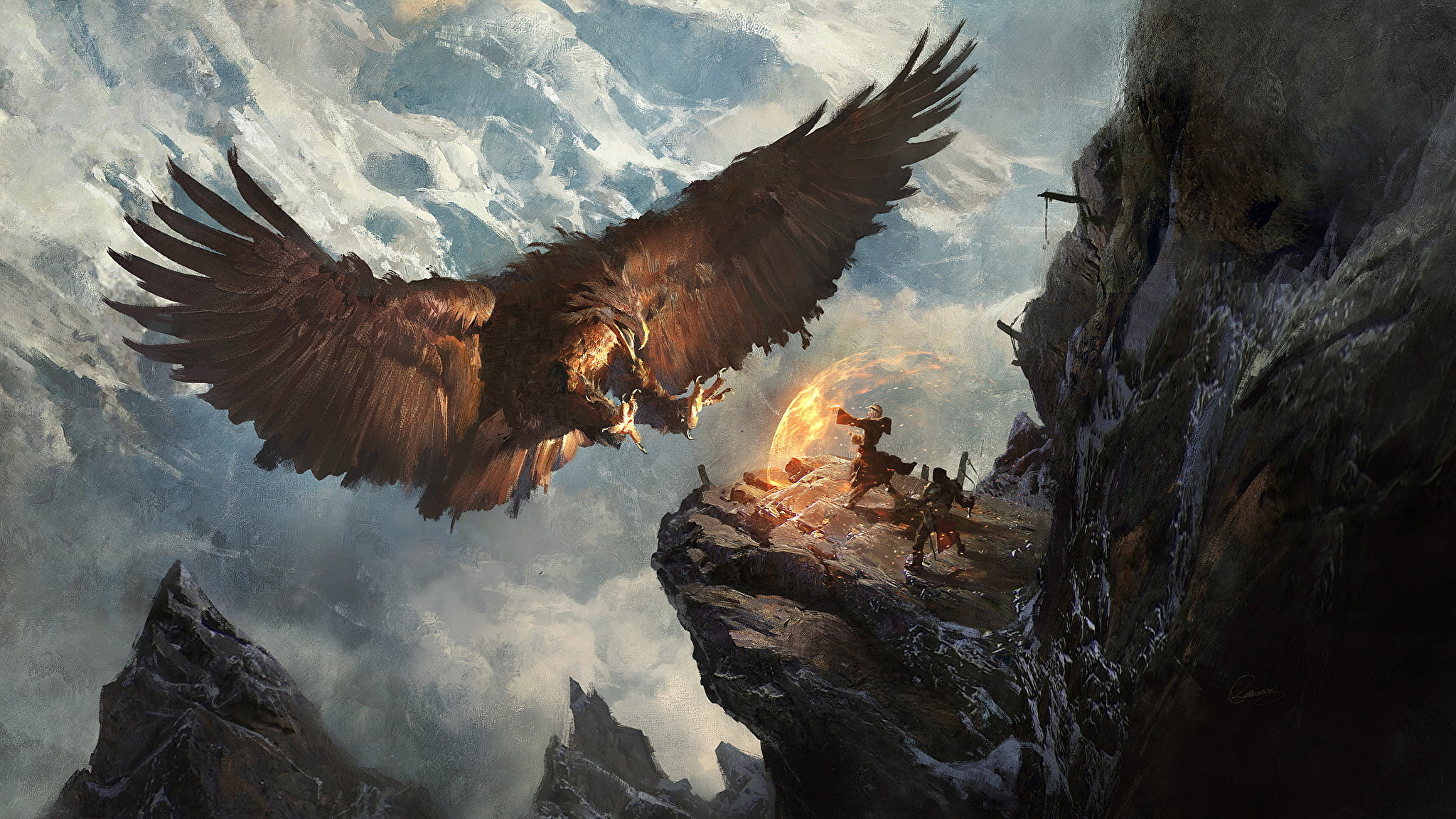 340 Eagle HD Wallpapers | Background Images - Wallpaper ...