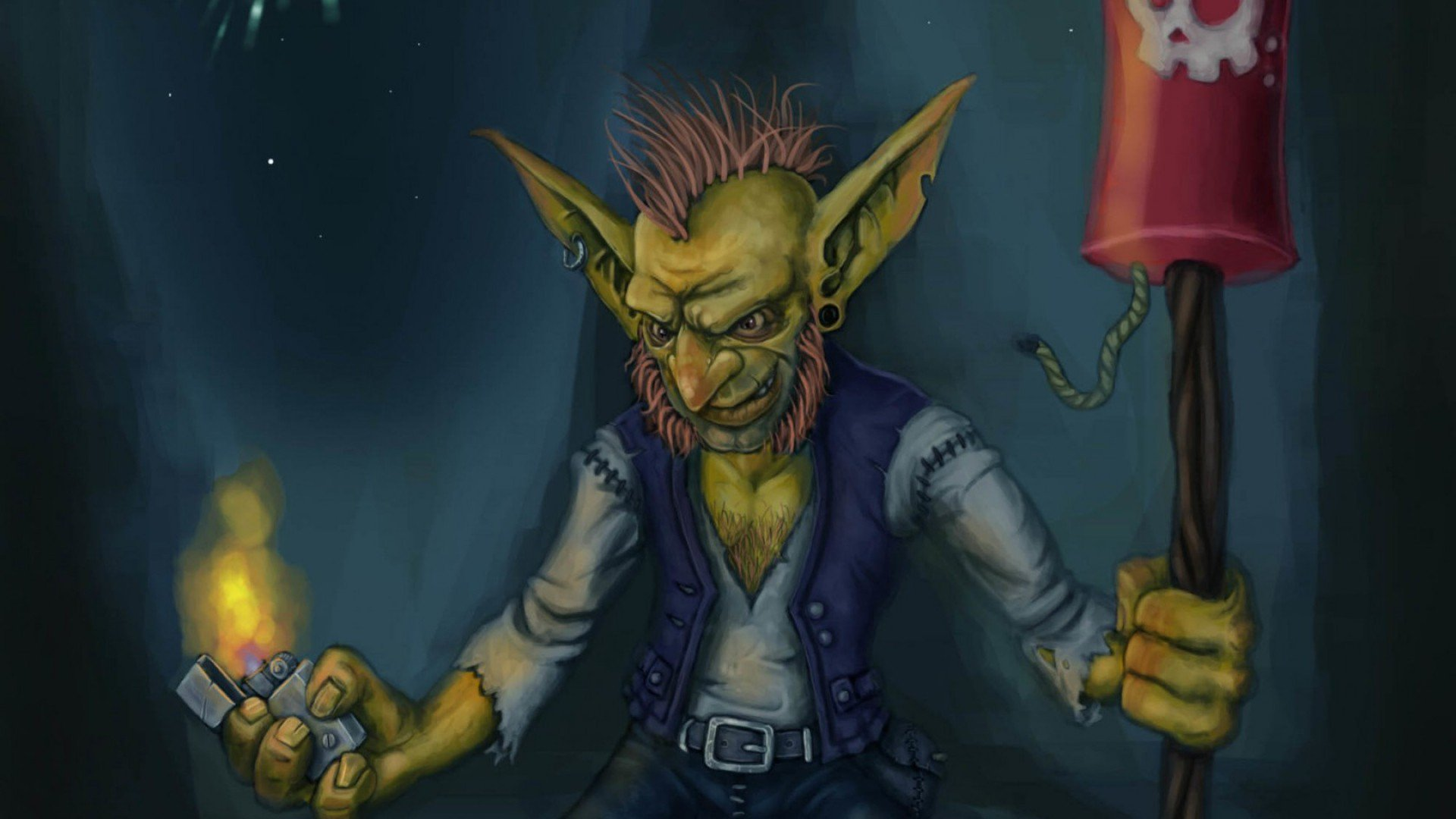 Goblin World Of Warcraft