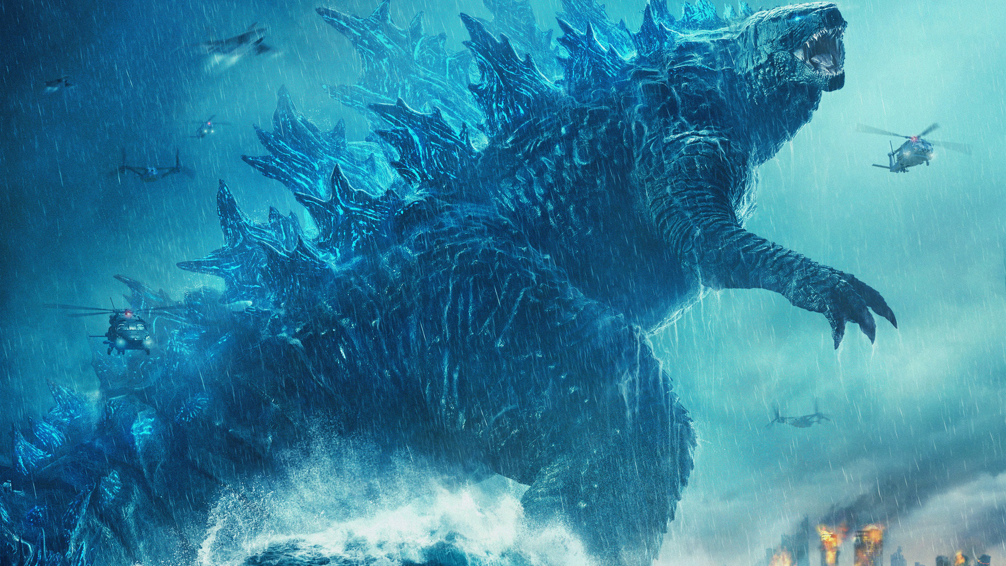 Godzilla King Of The Monsters 2019 Poster, HD Movies, 4k