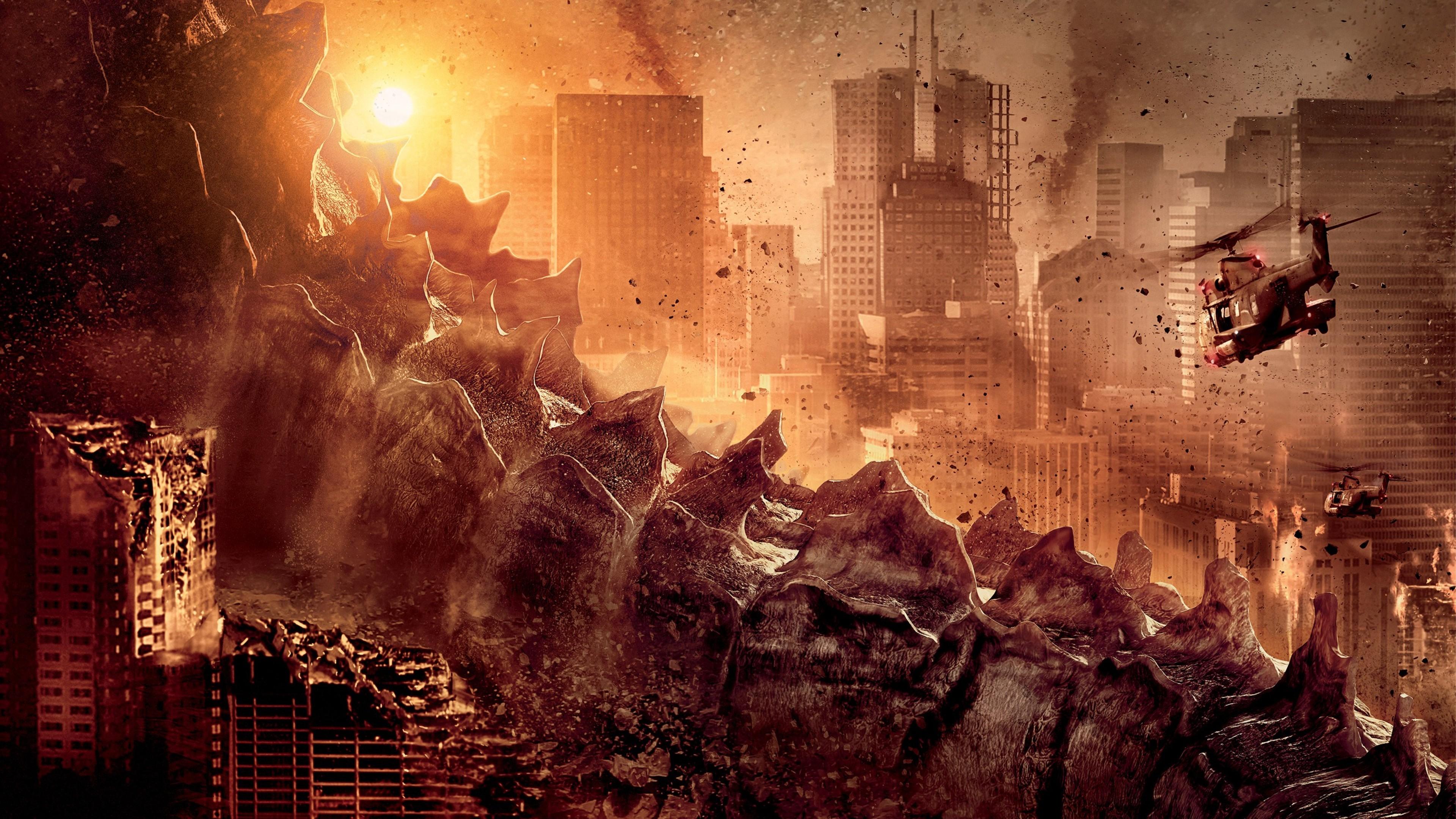 Godzilla 2014 Wallpaper by Jones6192 on DeviantArt