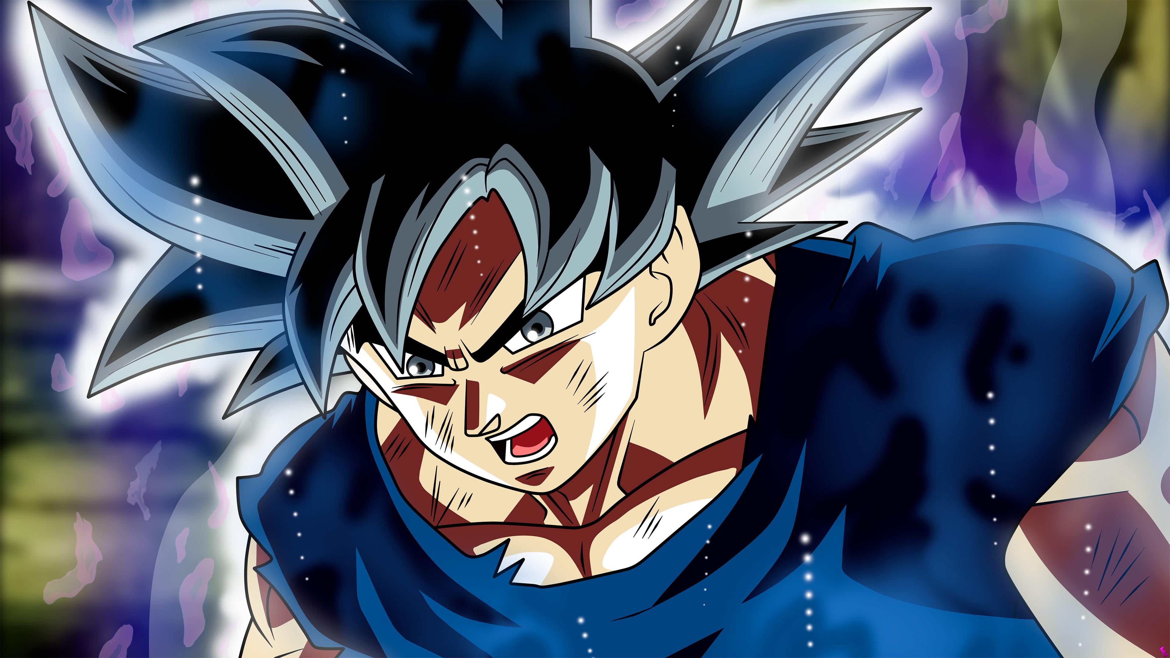 Goku 4k hd anime 4k wallpapers images backgrounds - Goku wallpaper 4k ...