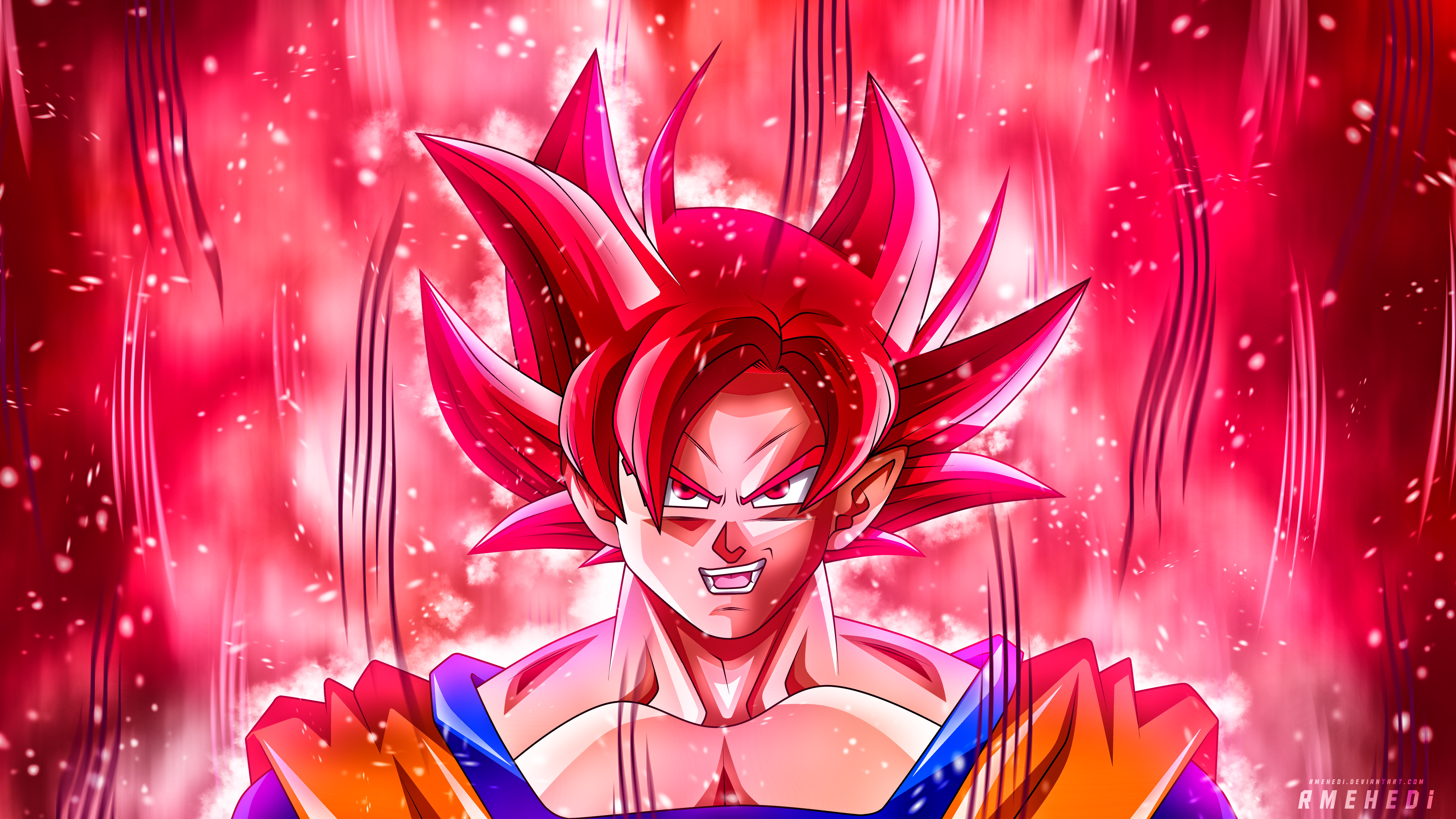 Goku anime 5k hd anime 4k wallpapers images - 5k anime wallpaper ...