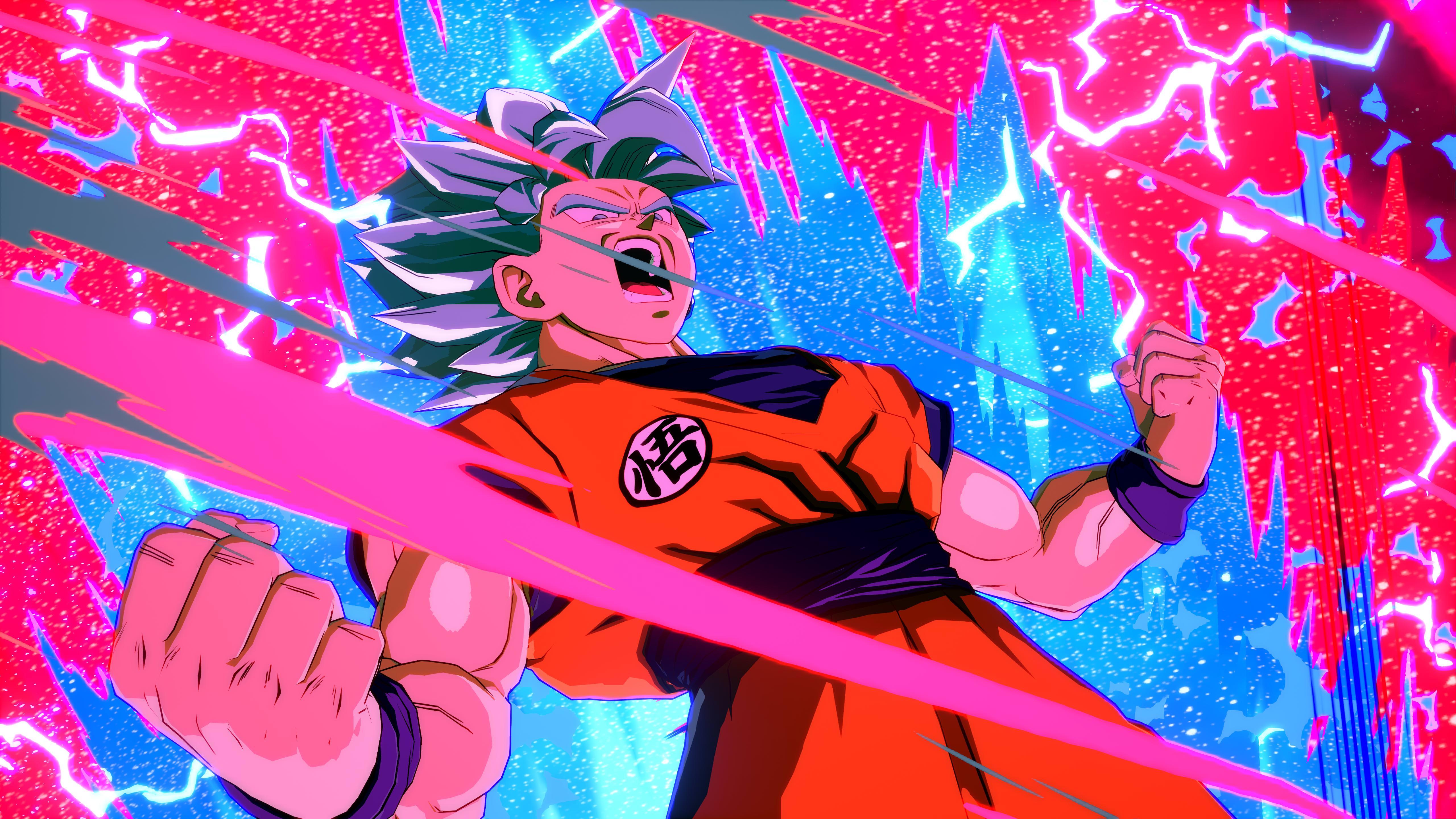 Goku Dragon Ball FighterZ 5K, HD Anime, 4k Wallpapers ...