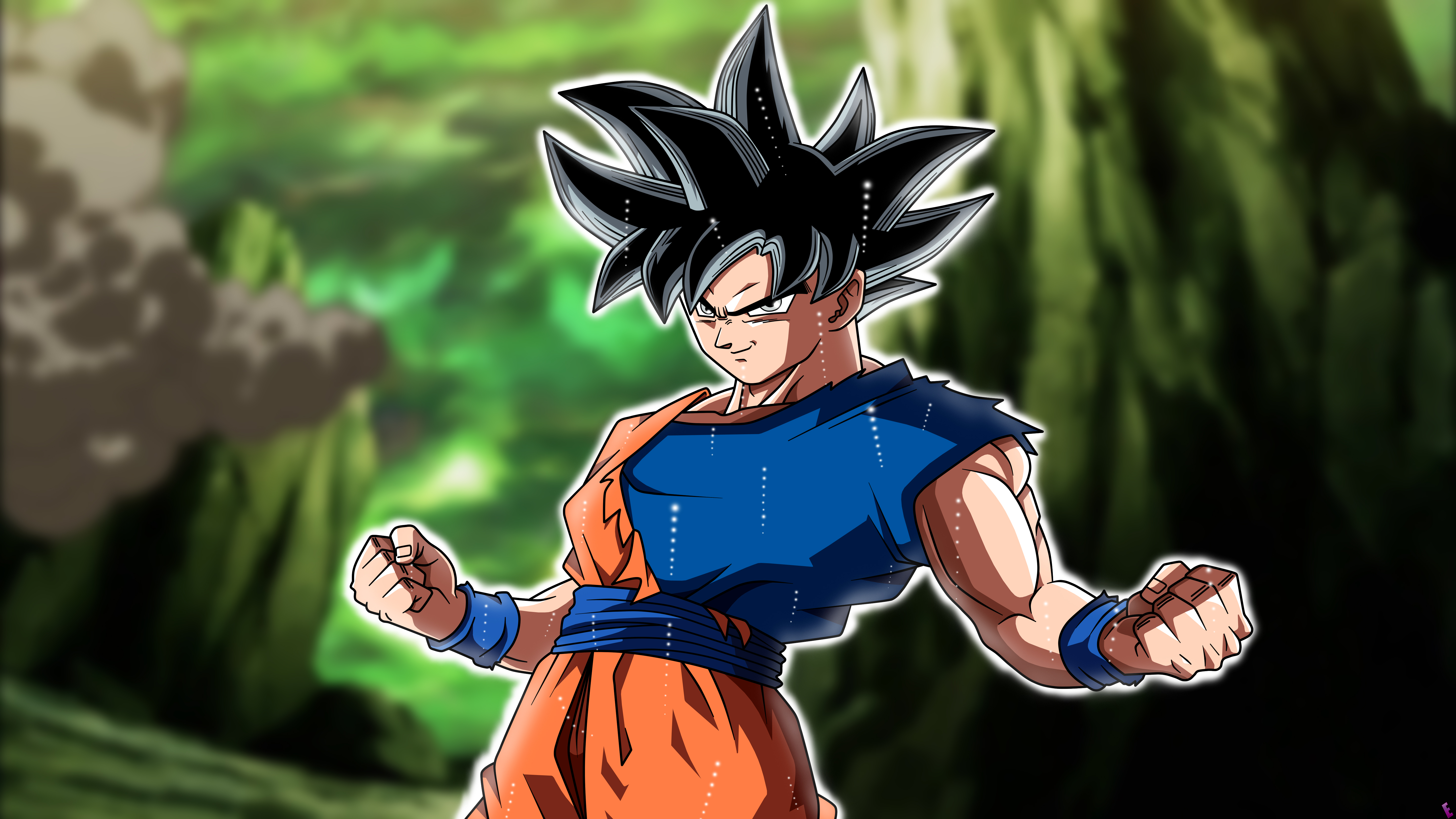 Goku Dragon Ball Super 5k 2018, HD Anime, 4k Wallpapers, Images, Backgrounds, Photos and Pictures