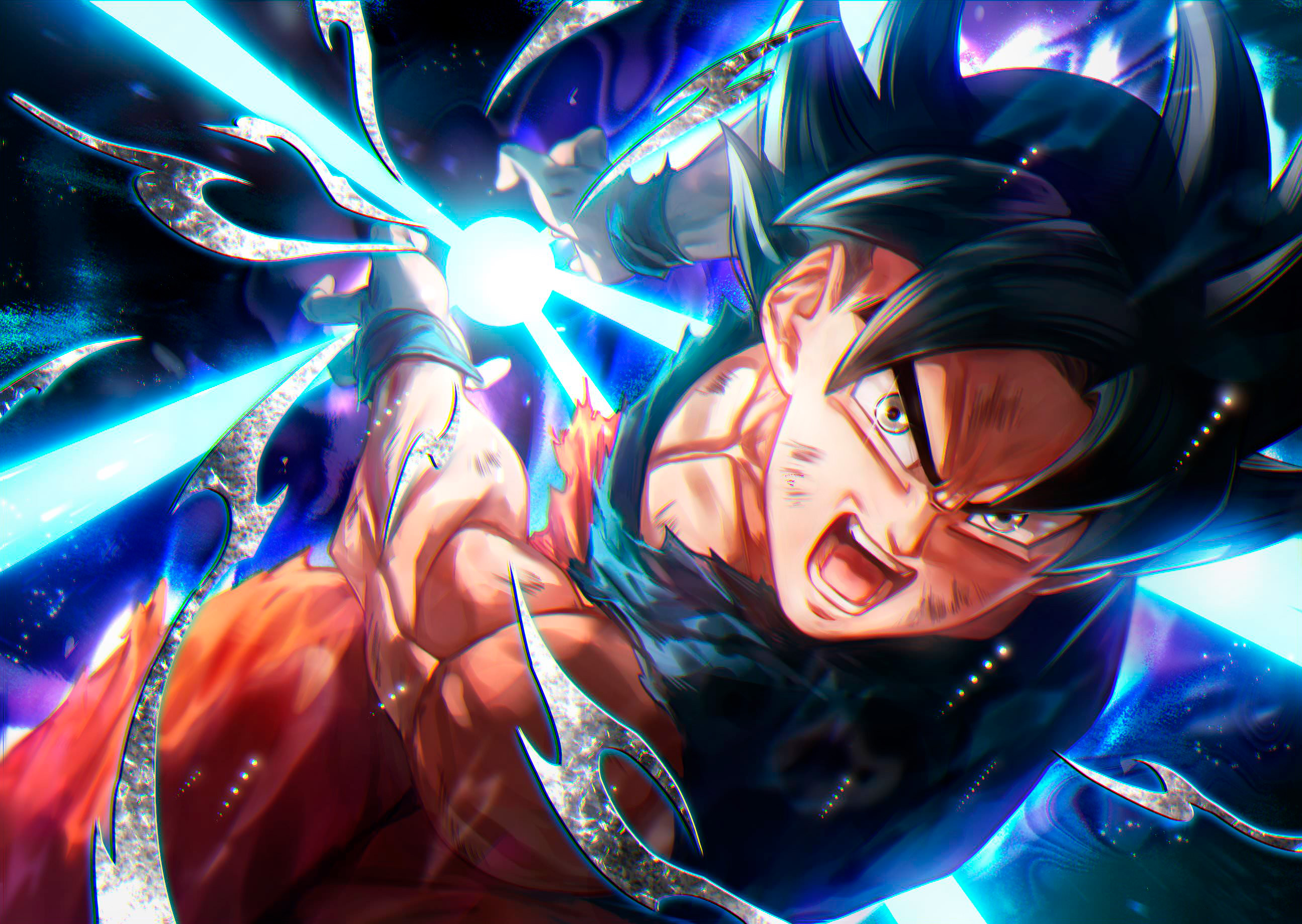 Goku In Dragon Ball Super Anime 4k Hd Anime 4k Wallpapers