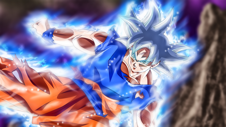Goku jiren masterd ultra instinct hd anime 4k wallpapers - Goku ultra instinct mastered wallpaper ...