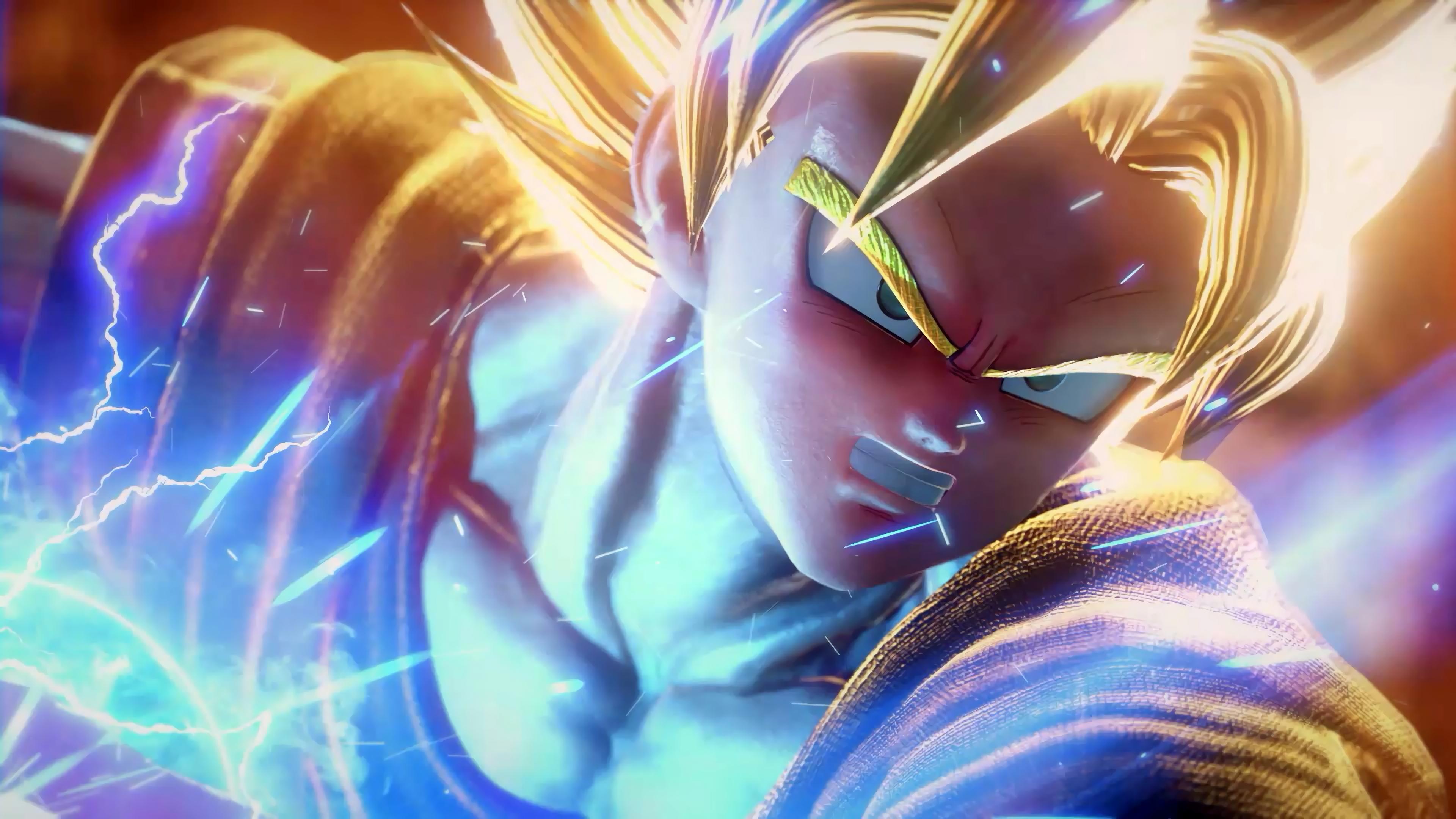 Goku Jump Force 4k, HD Games, 4k Wallpapers, Images ...