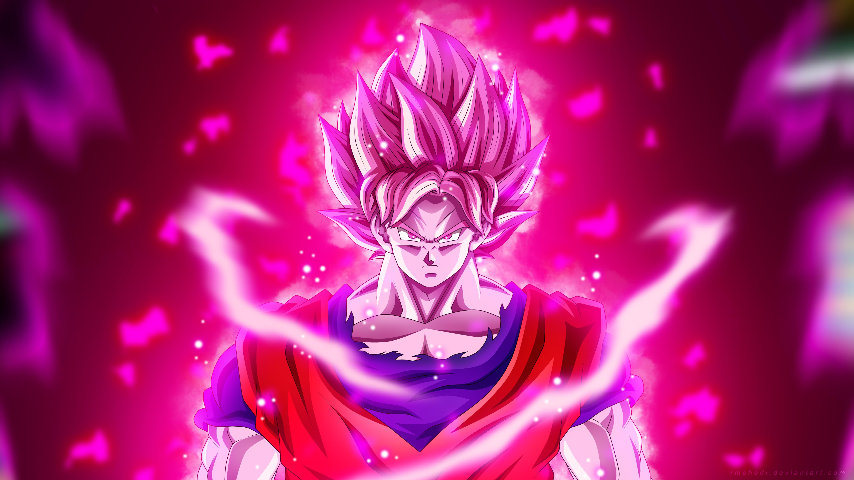 1280x1024 Goku Super Saiyan Blue Kaioken 5k 1280x1024