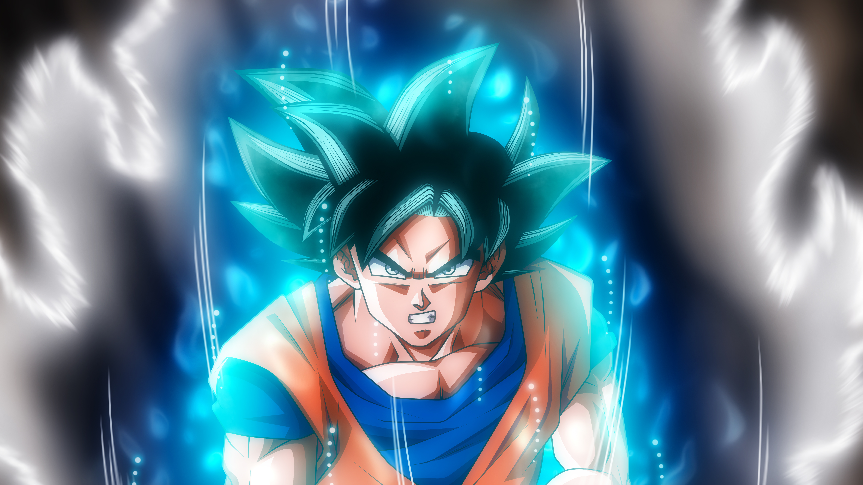 Goku Ultra Instinct 4k Wallpapers: Goku Ultra Instinct Dragon Ball 5k, HD Anime, 4k