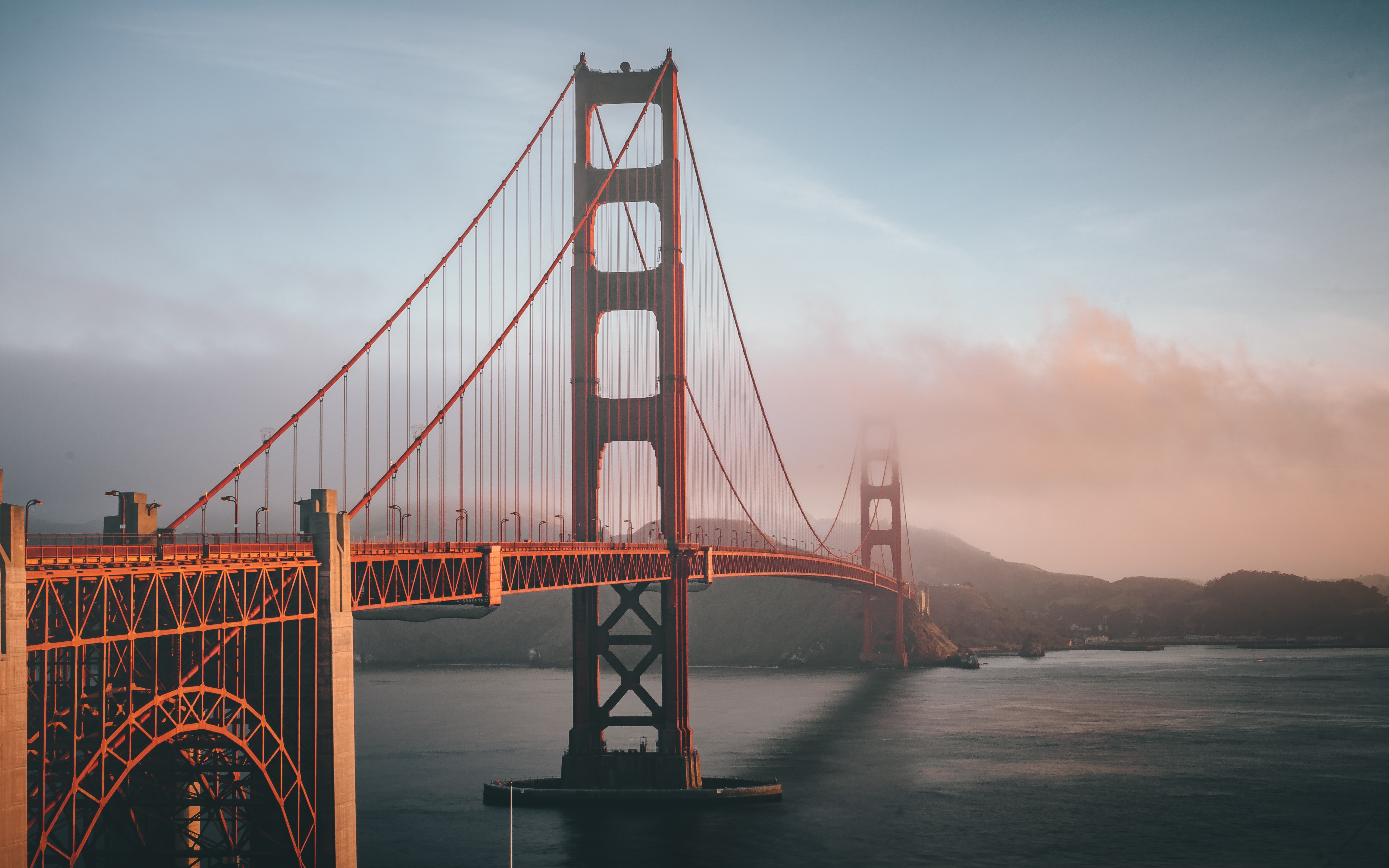Golden Gate Bridge 4k: Golden Gate Bridge 5k, HD World, 4k Wallpapers, Images