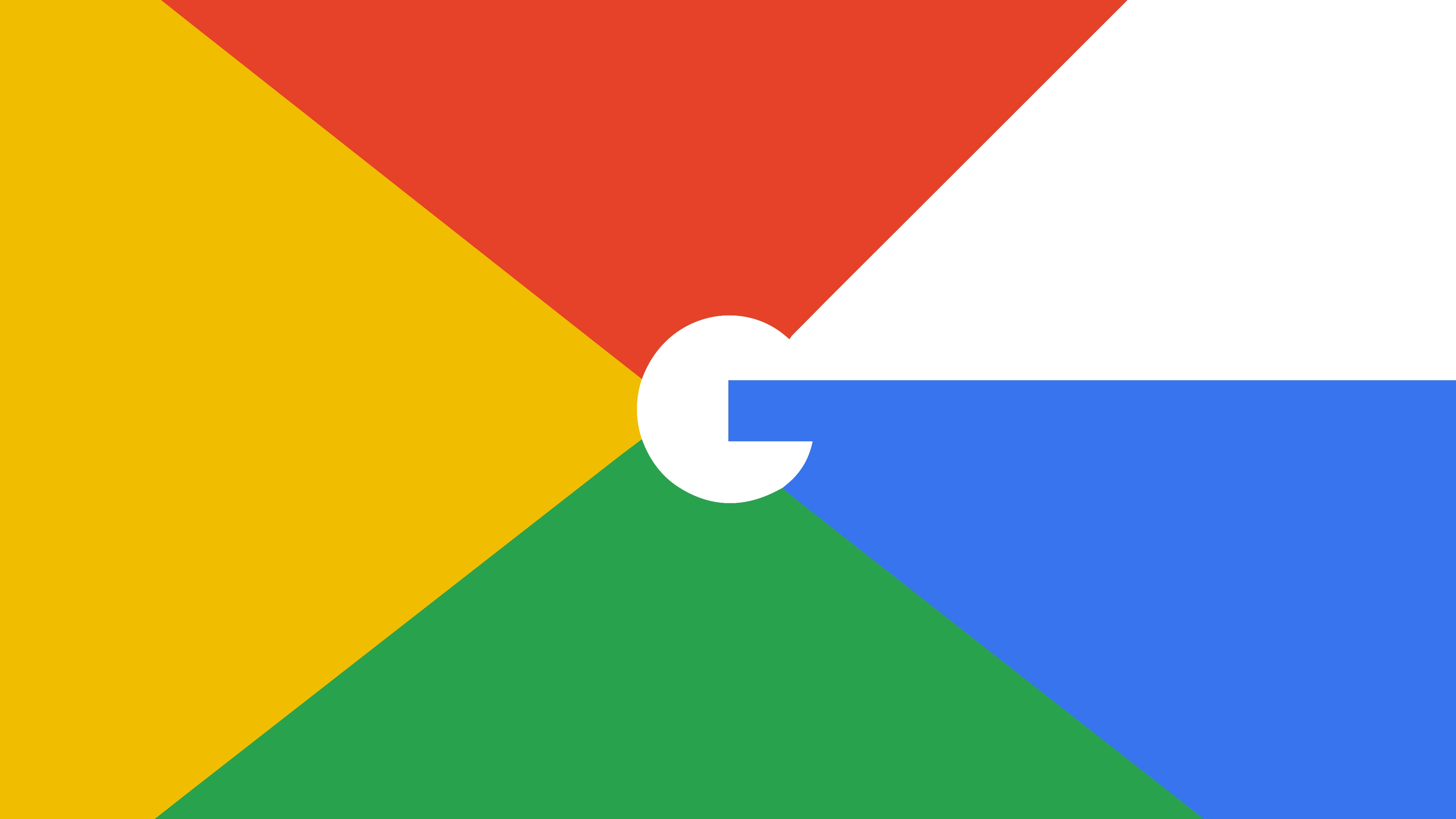 2560x1700 Google Logo Minimalism 4k Chromebook Pixel HD 4k