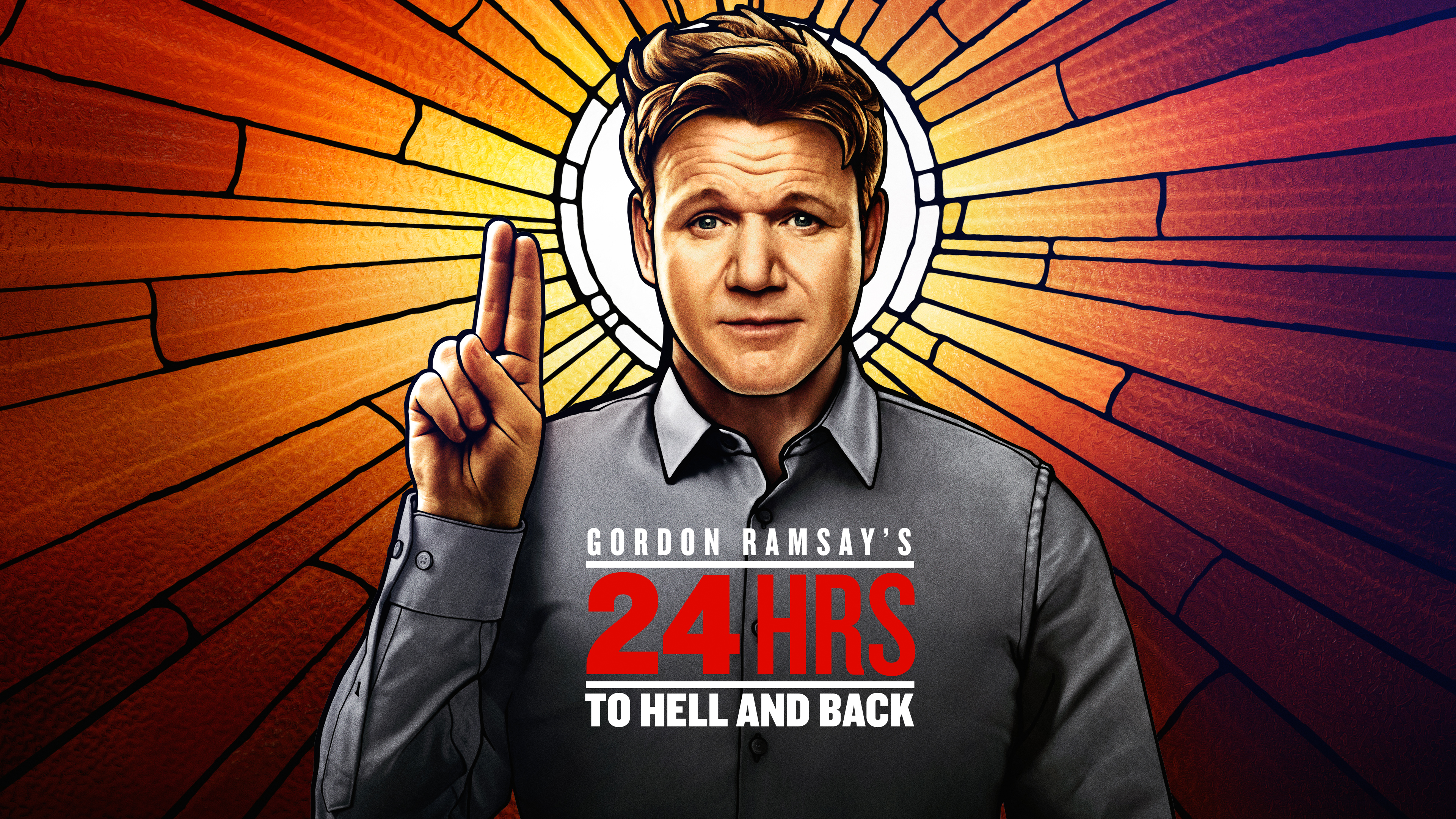 Gordon Ramsay 24 Hours To Hell And Back Hd Tv Shows 4k