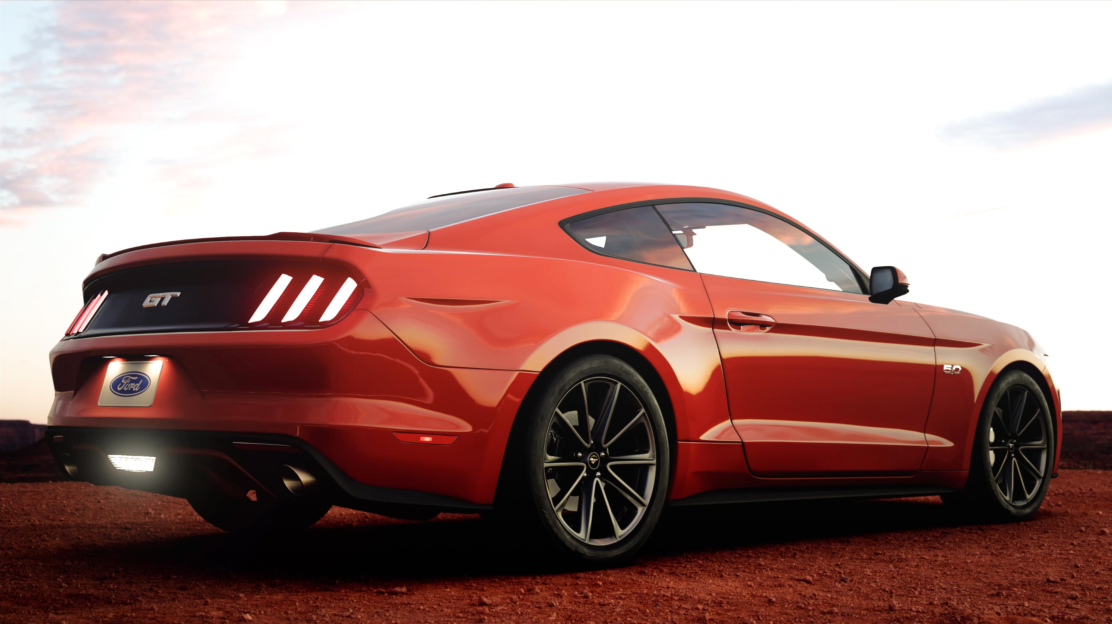 Gran Turismo Sport Ford Mustang, HD Games, 4k Wallpapers